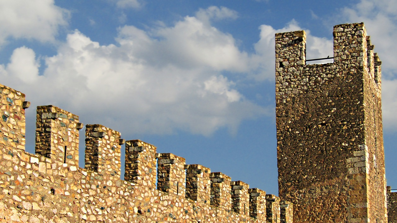 castello di tarragona