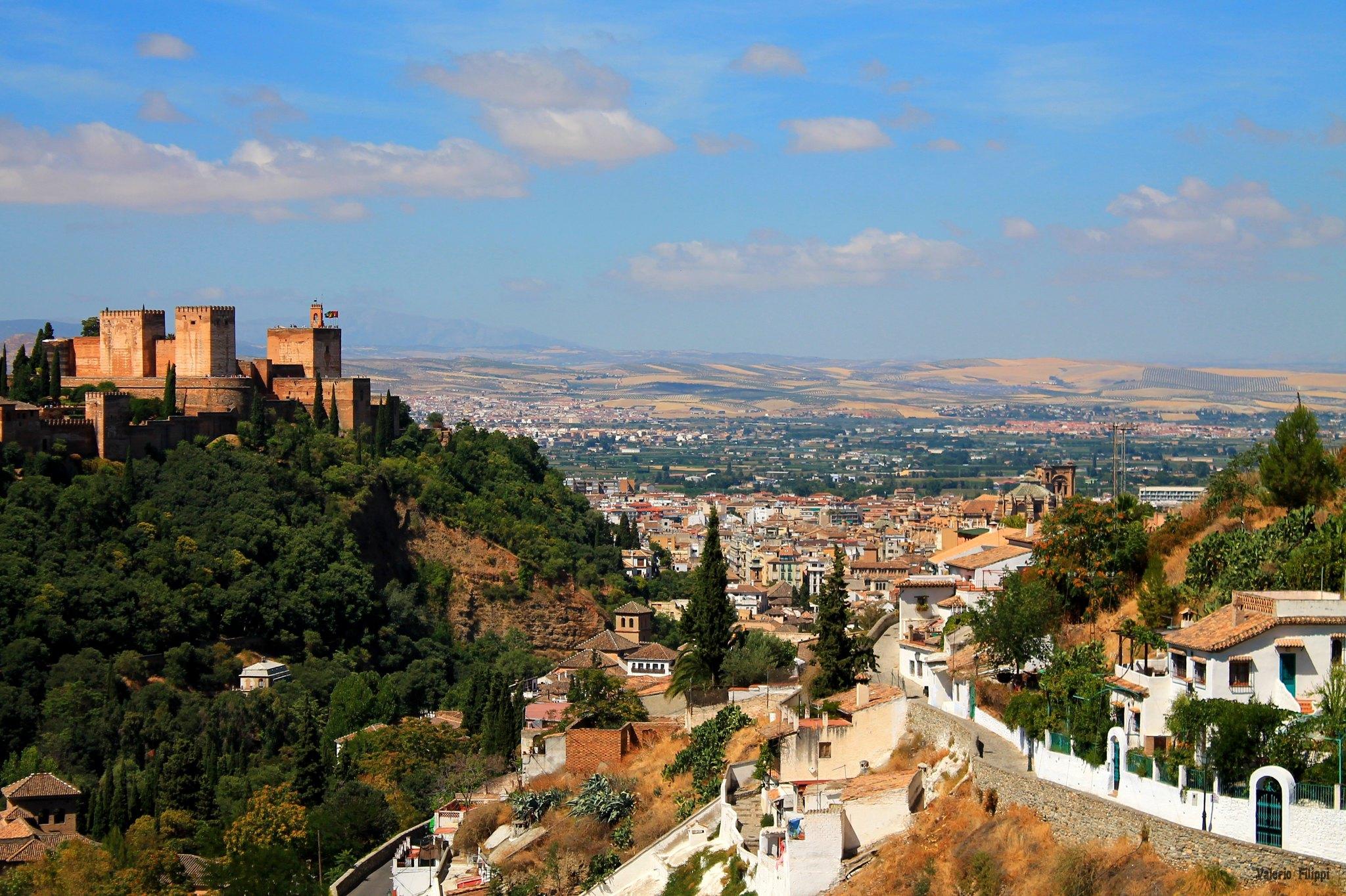 collina dell'Alhambra