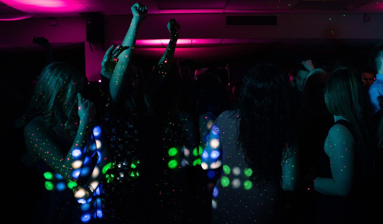 halloween discoteca