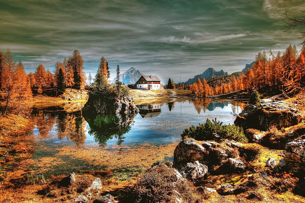 Montagna in autunno dove andare