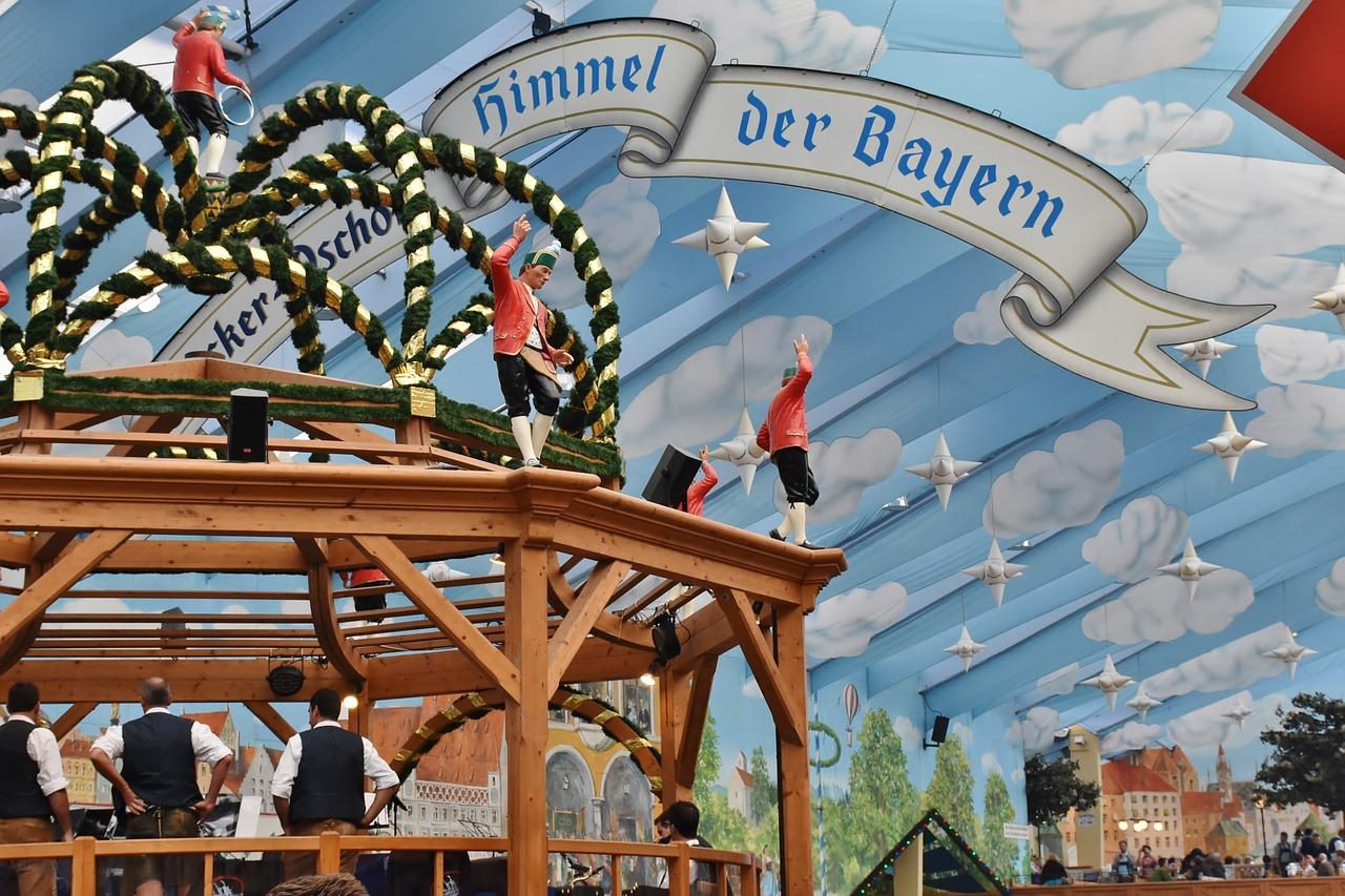 oktoberfest germania date