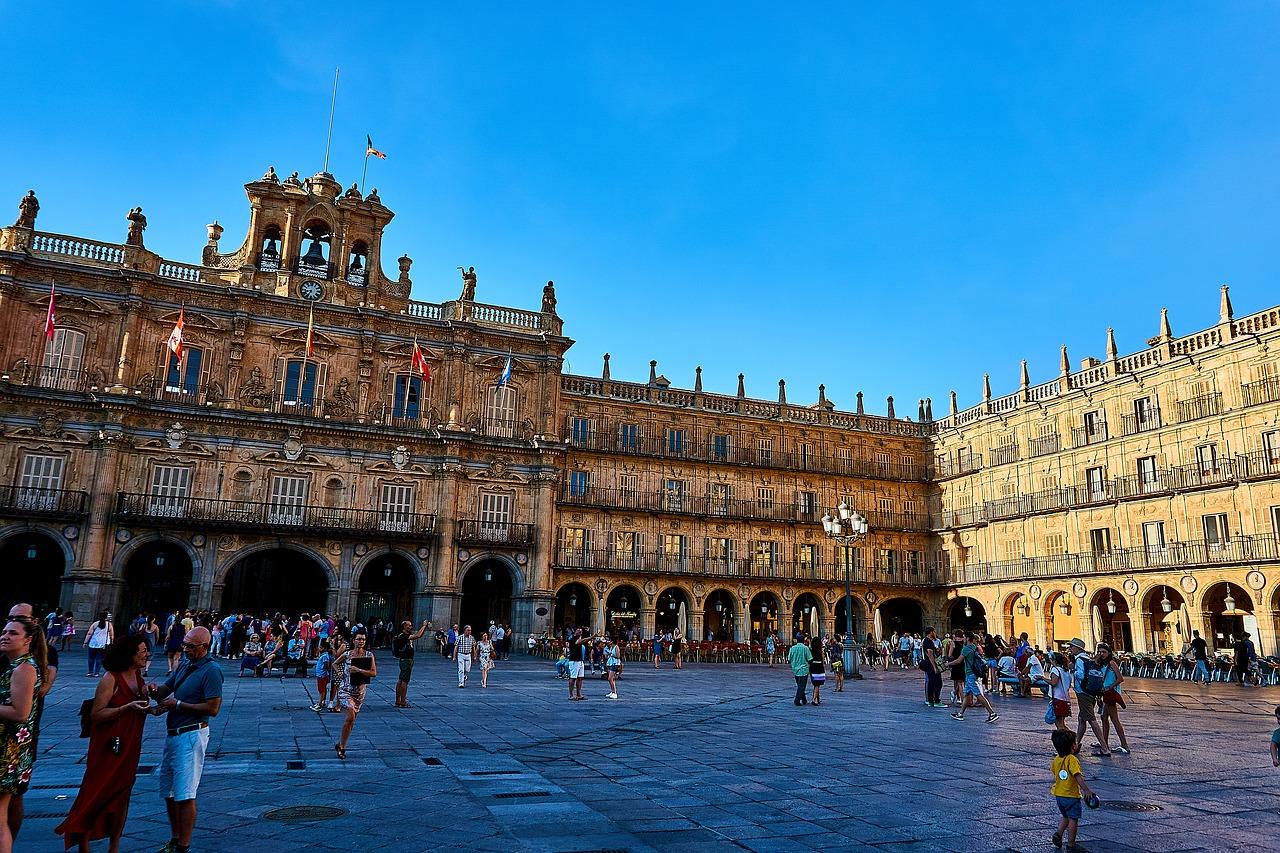 plaza mayor ad ottobre