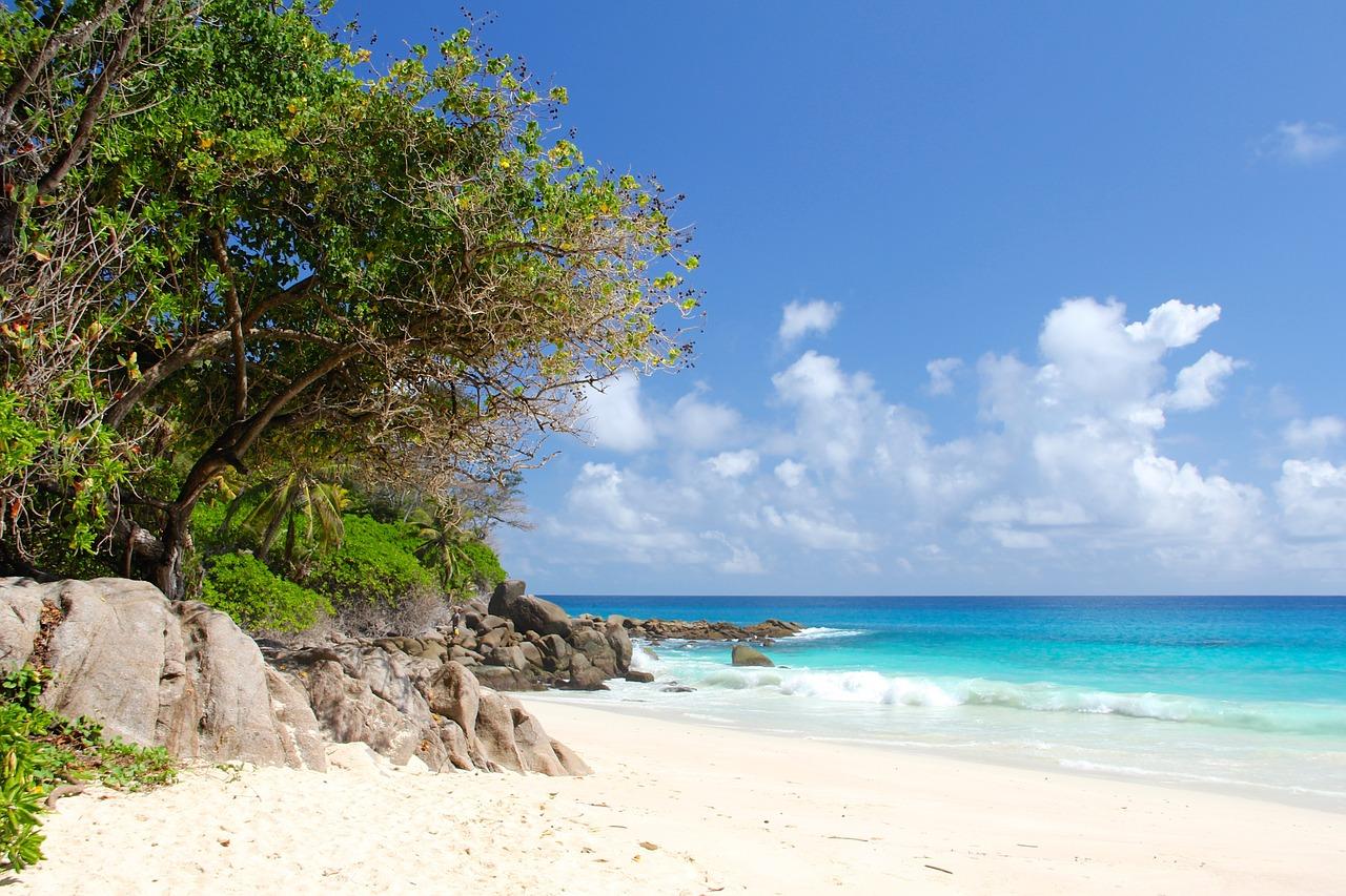 Seychelles ad ottobre