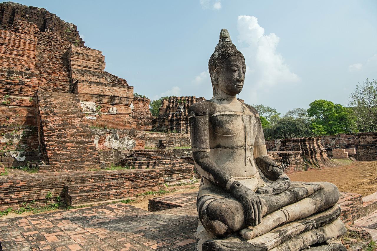 templi di Ayutthaya
