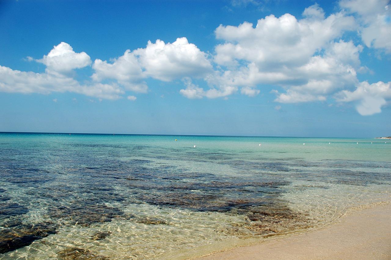 weekend al mare puglia
