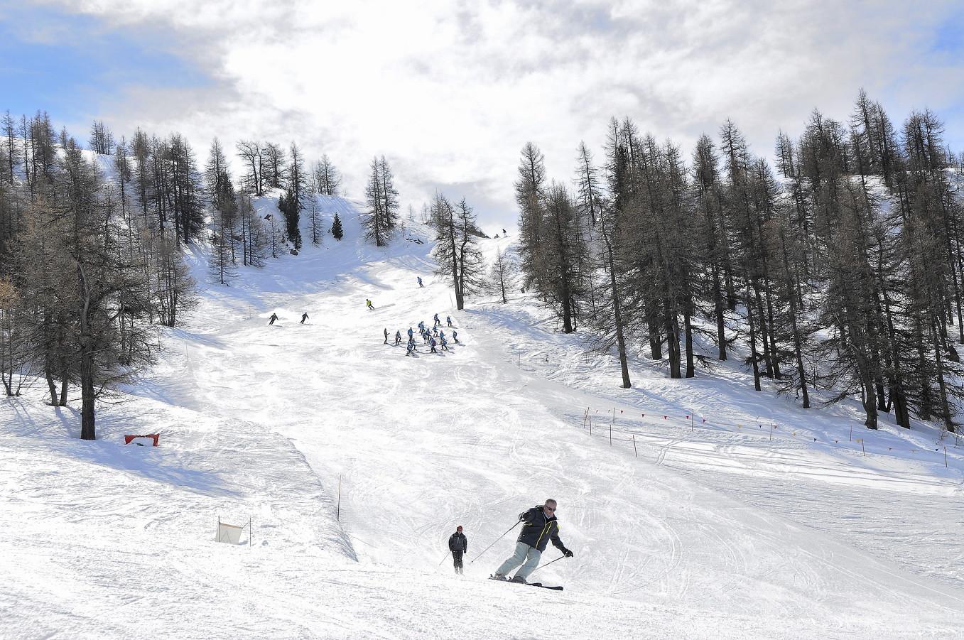 Piste da sci in Valtellina