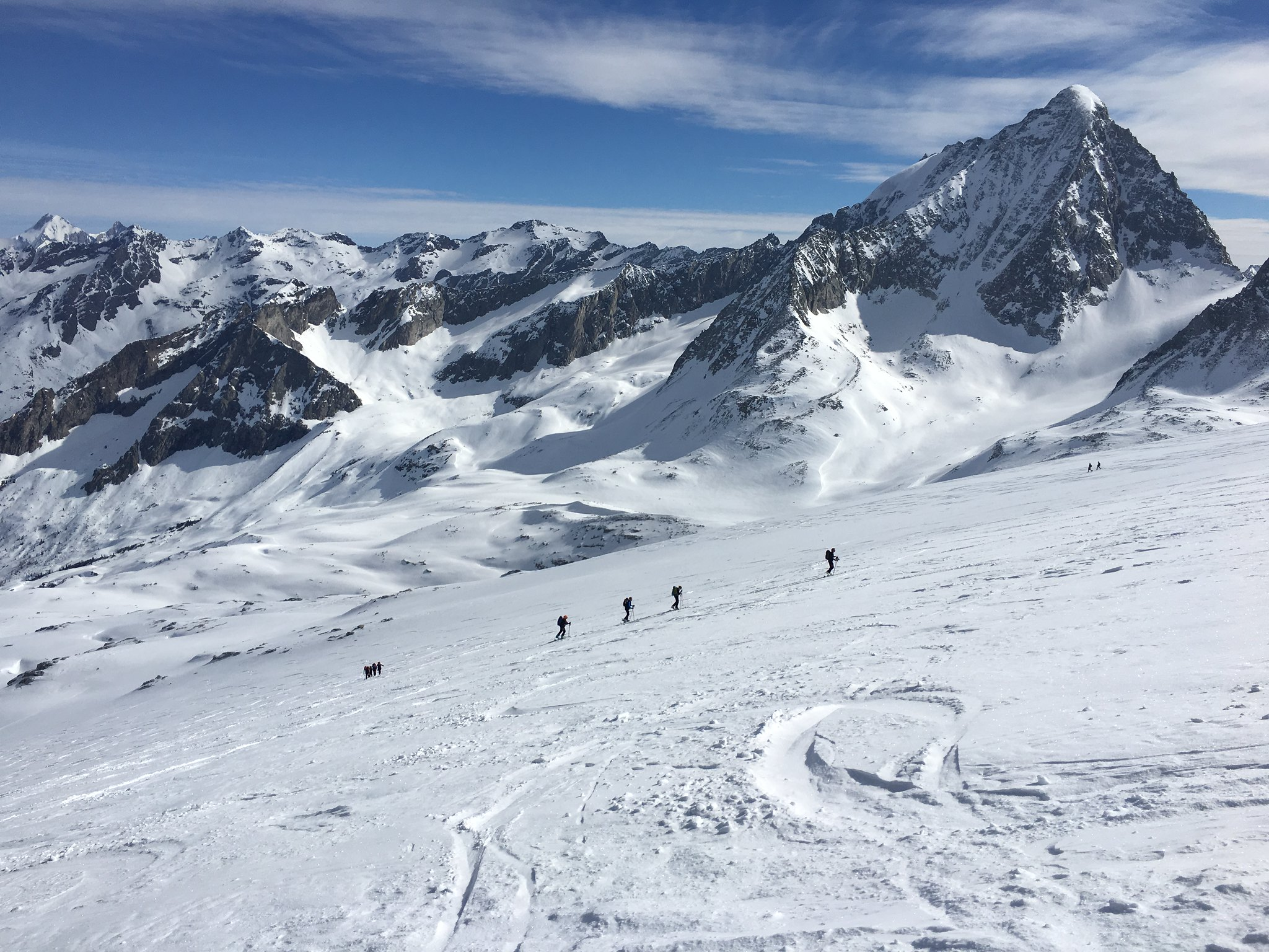 Piste da sci in Valle Aurina