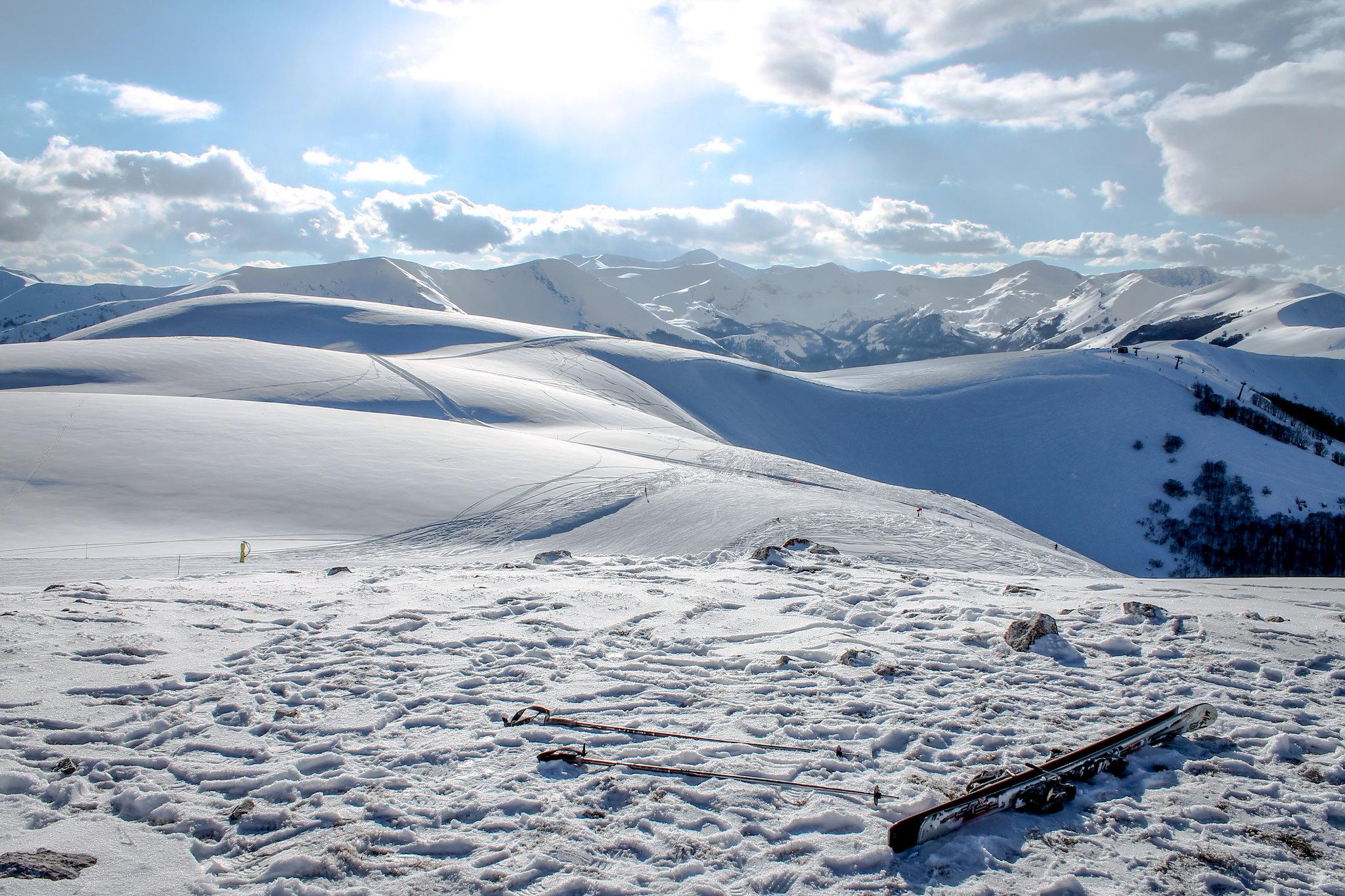 week end sulla neve in umbria