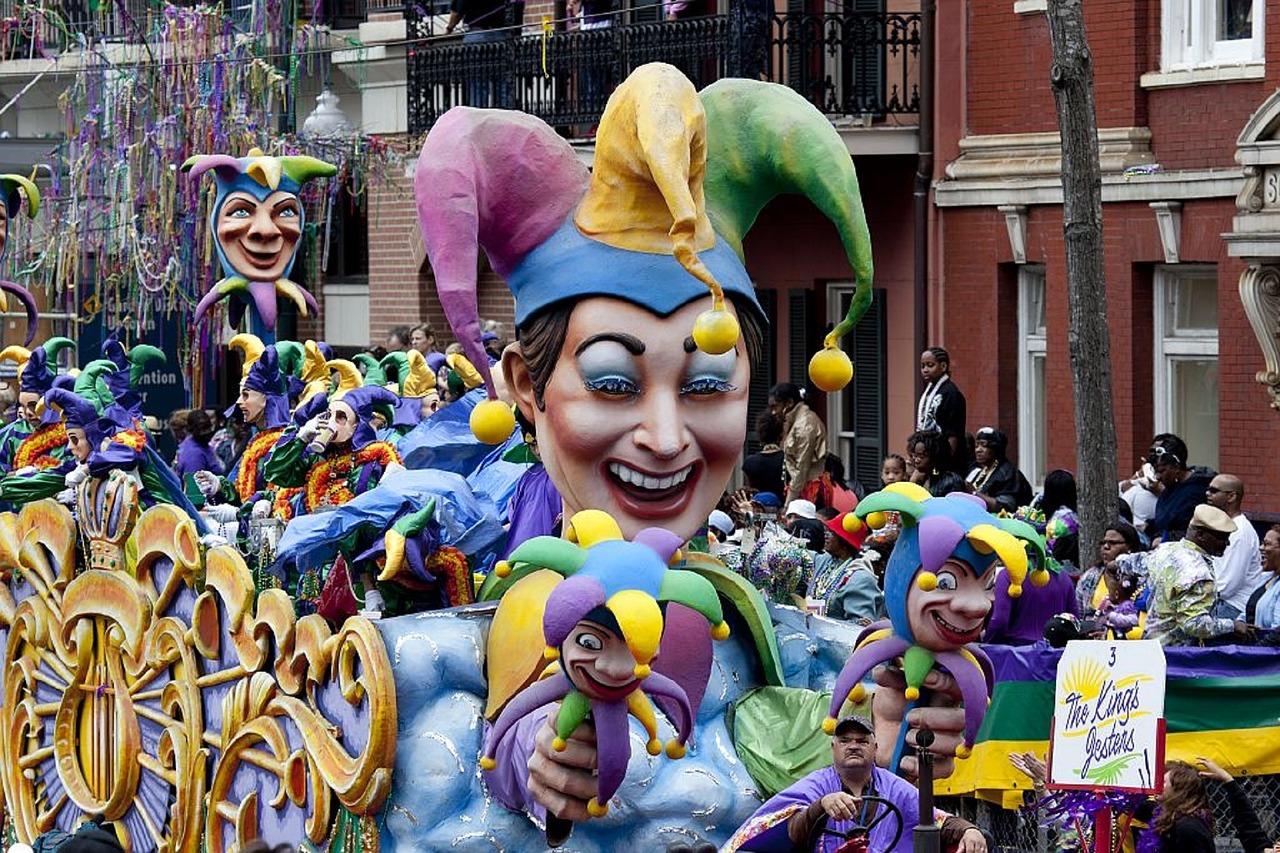 carnevale New Orleans