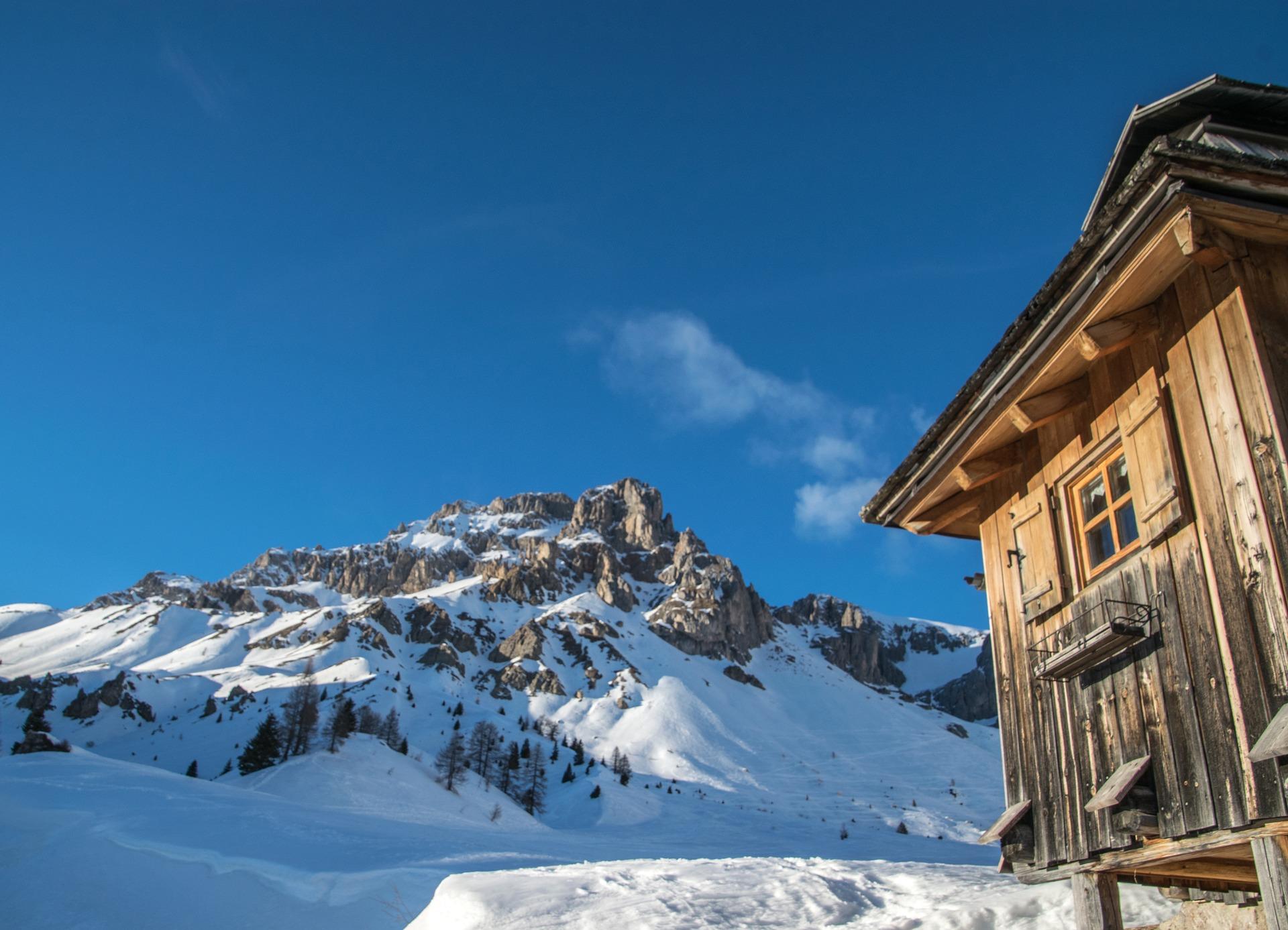Week end sulla neve per bambini