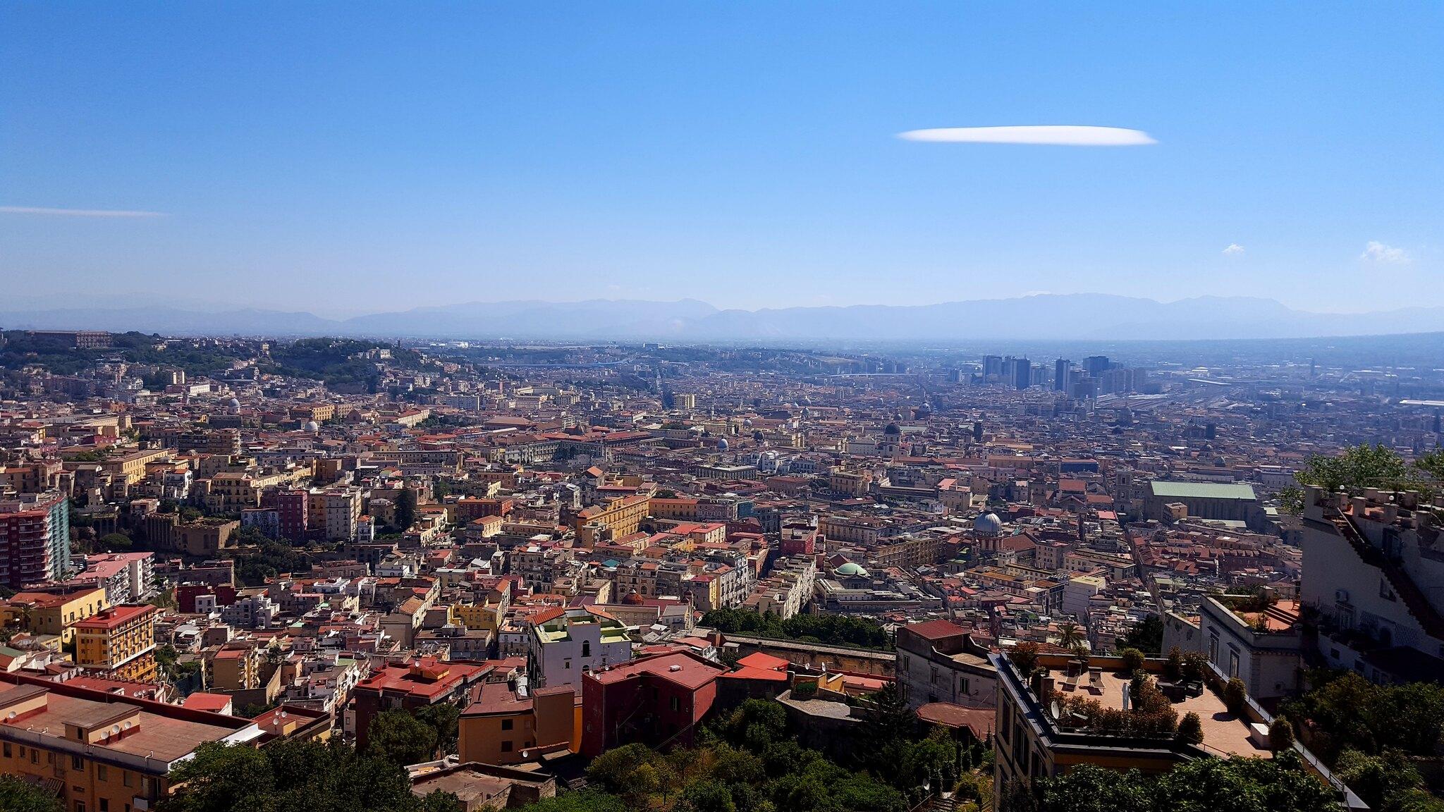 Come raggiungere Lucca da Napoli