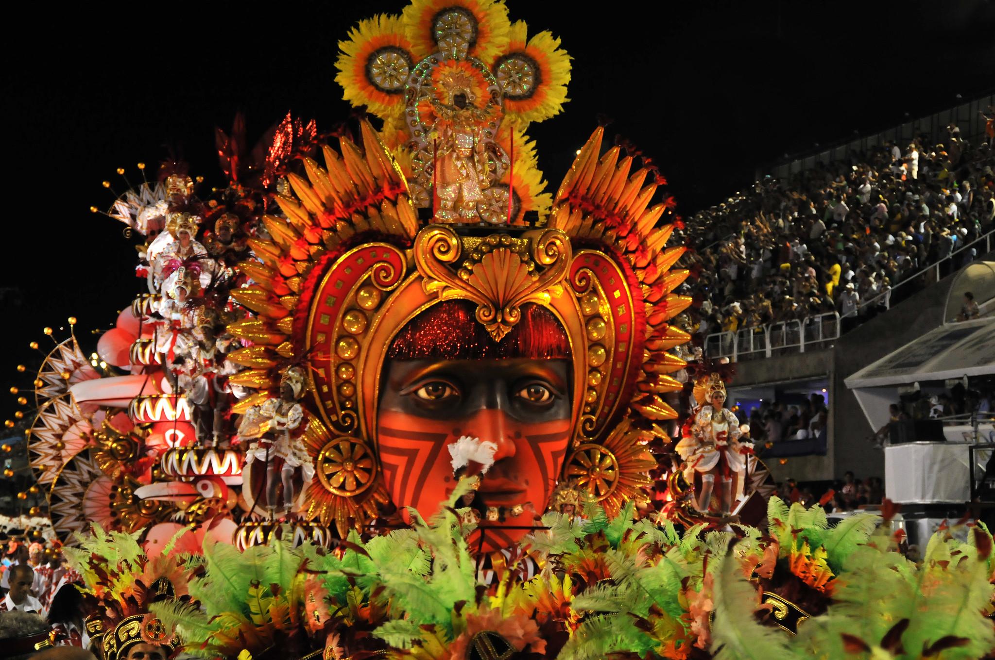 come si festeggia il carnevale nel mondo