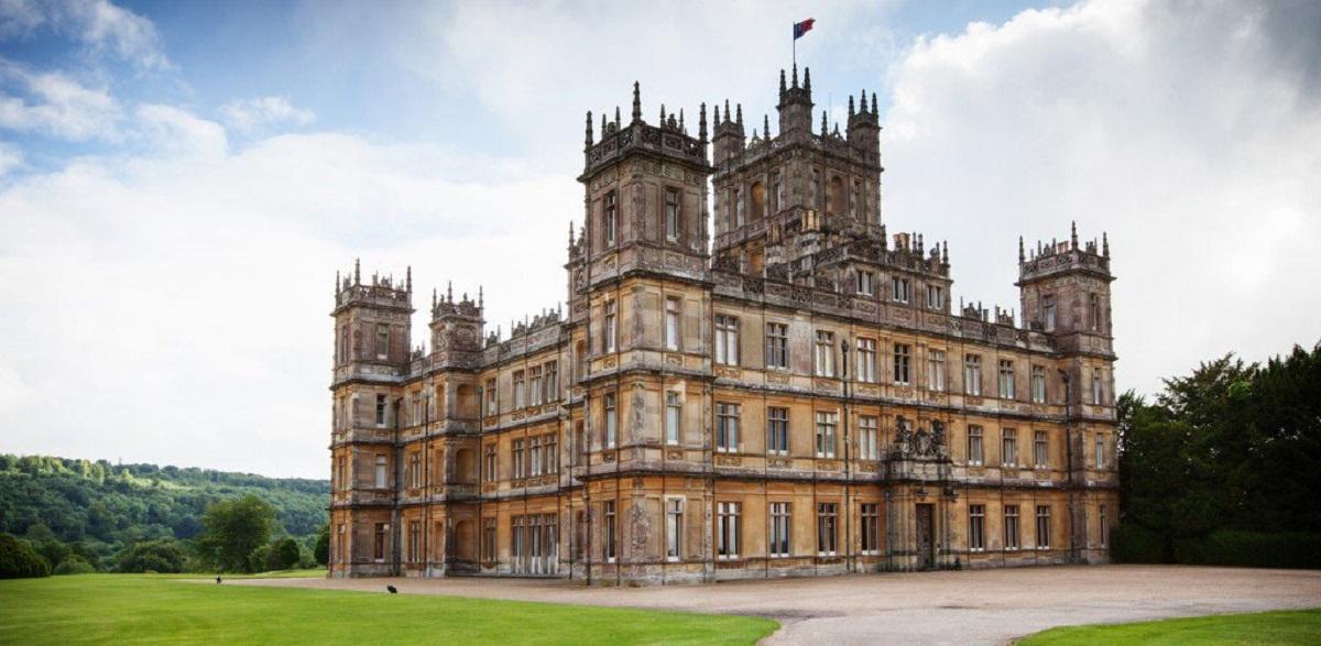 Downton Abbey come dormire