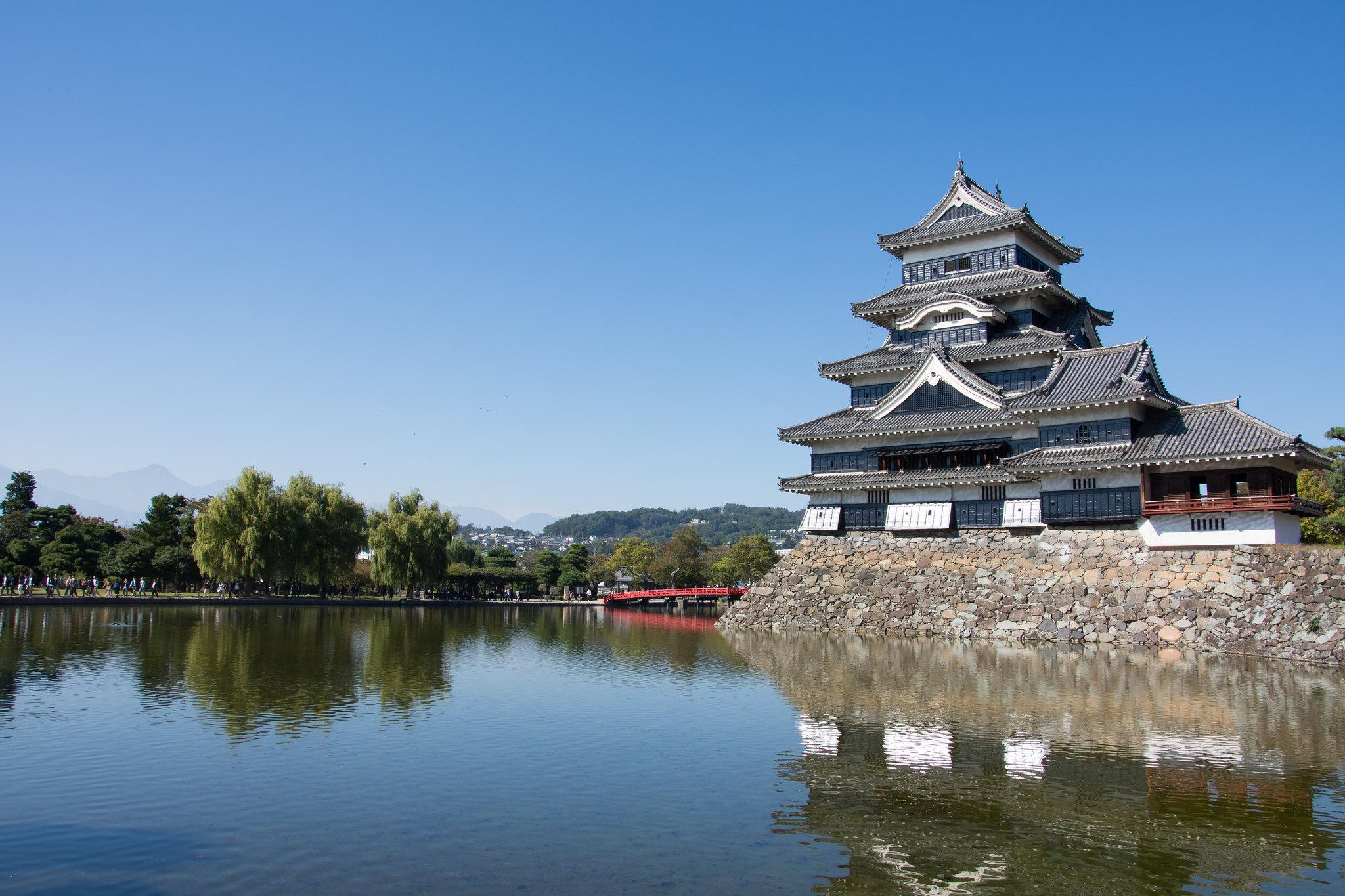 matsumoto castello