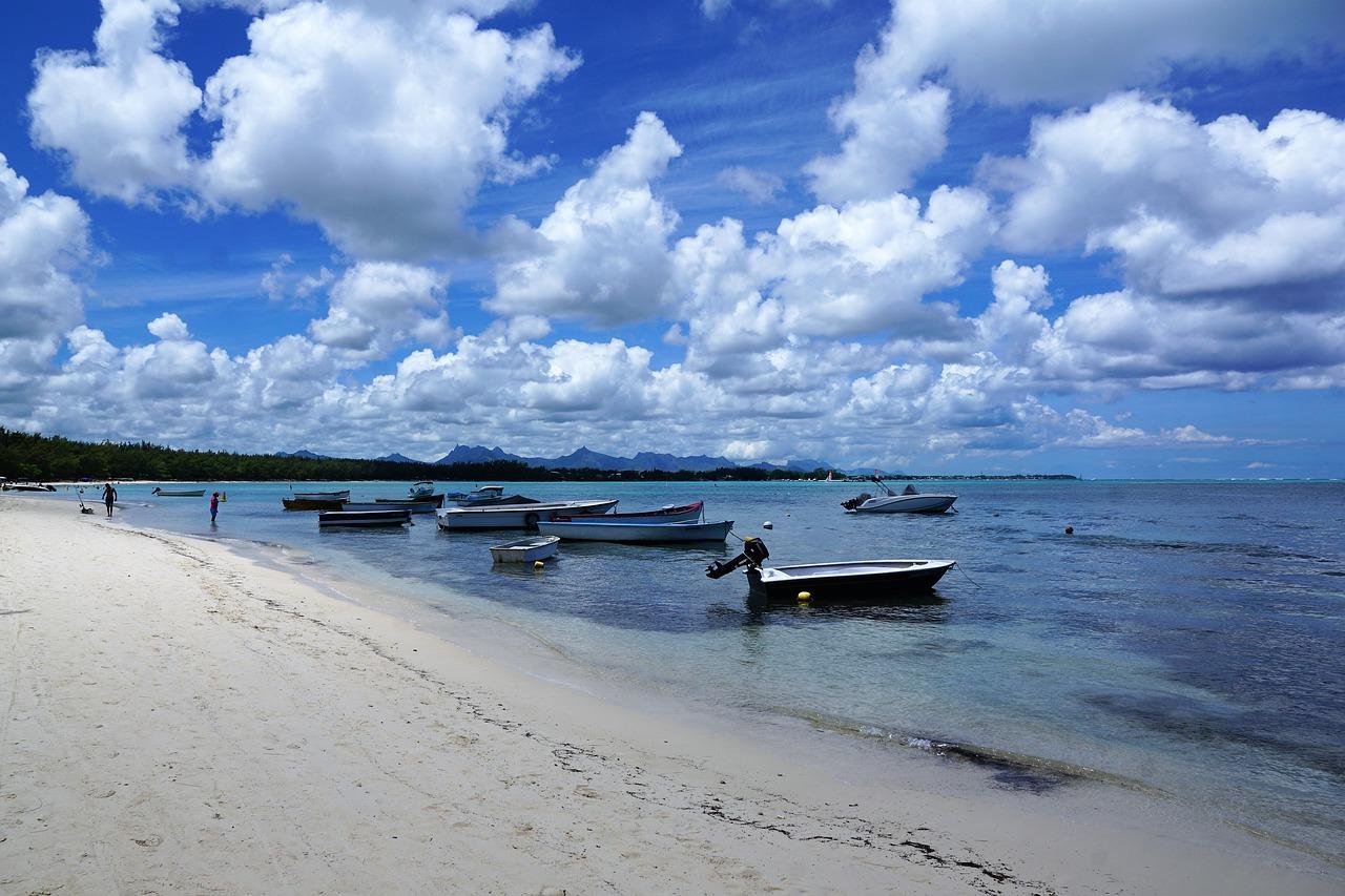 Mauritius a novembre