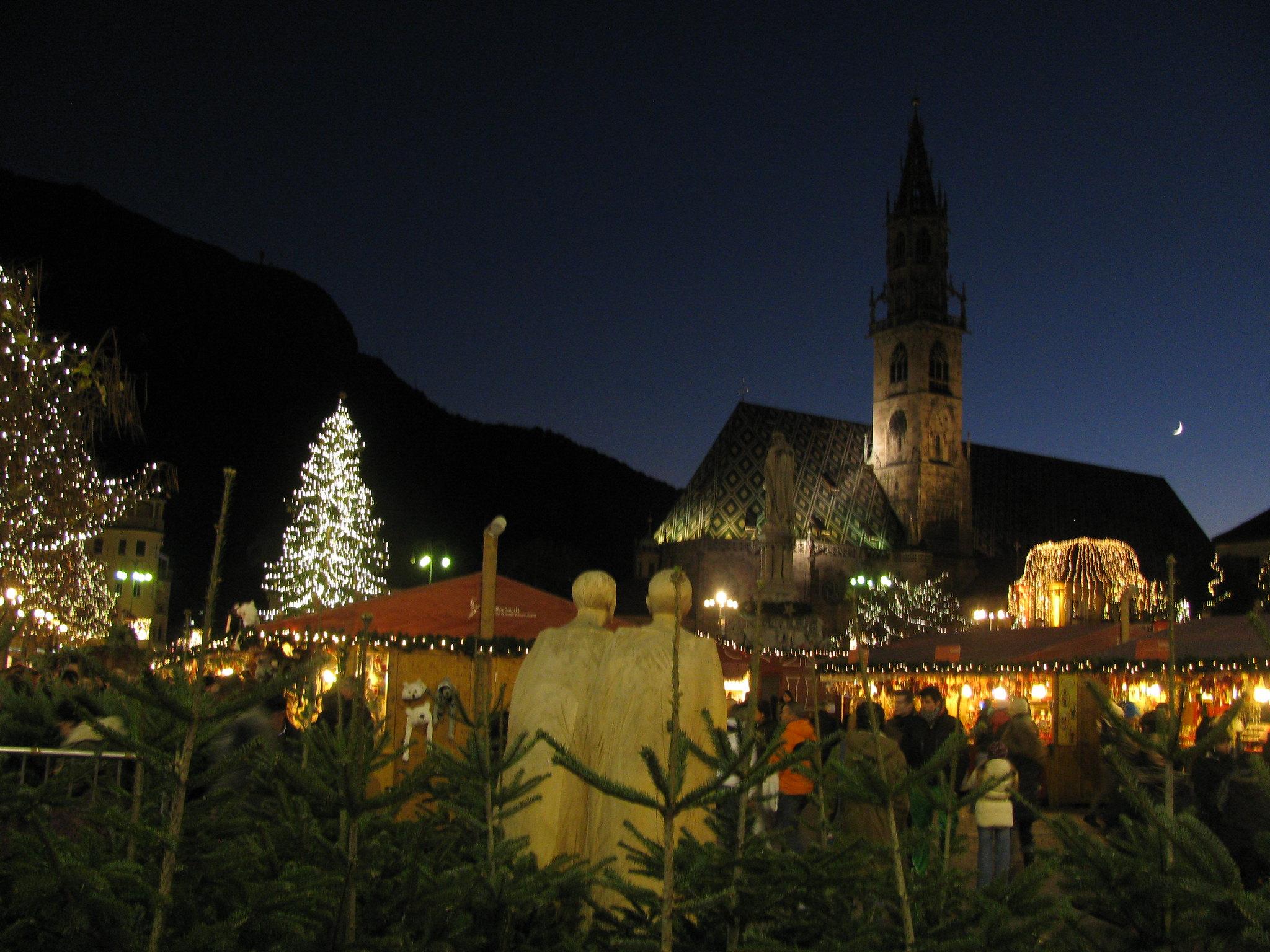 Mercatini di Natale 2019 a Bolzano