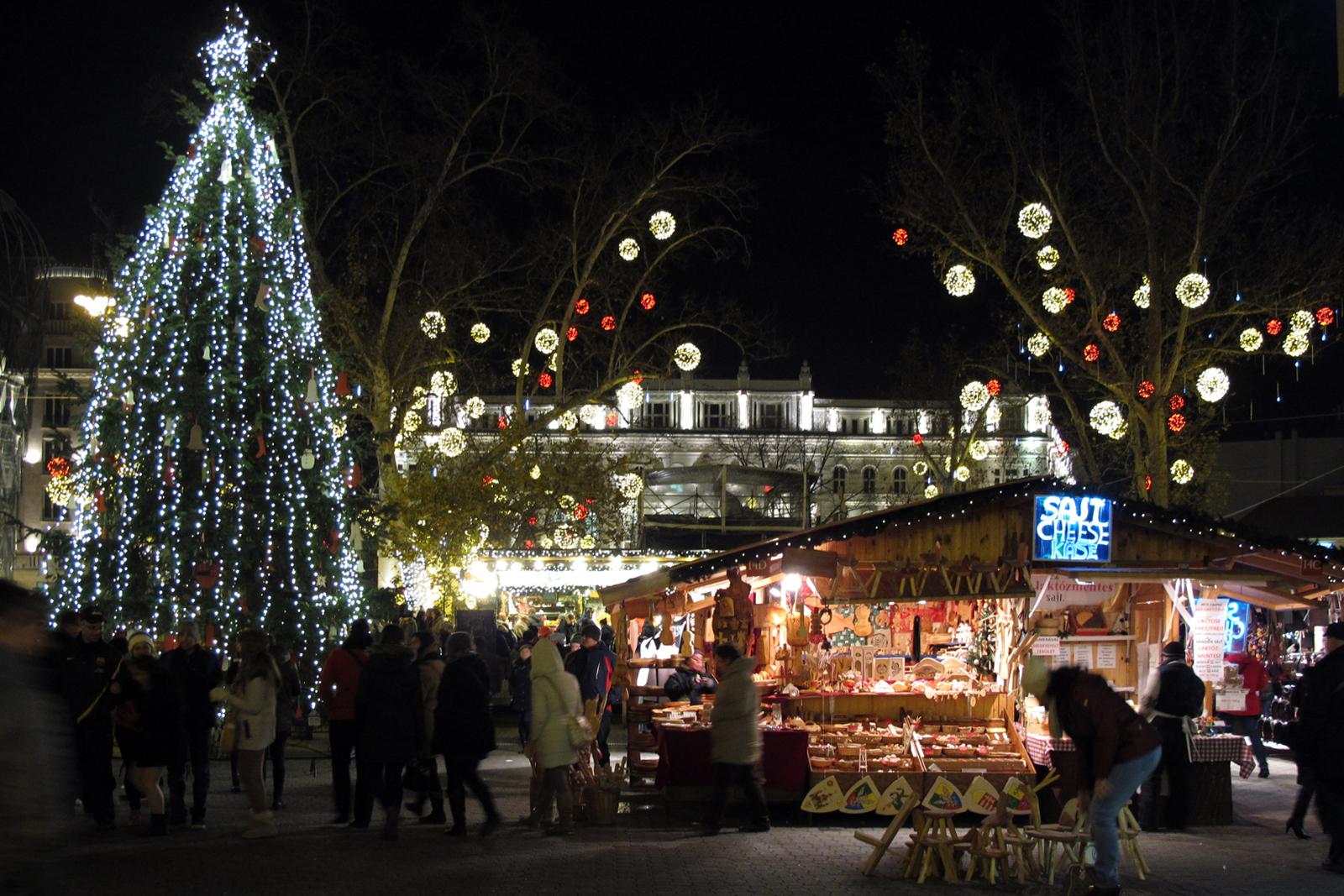 mercatini di natale budapest 2019 date 1