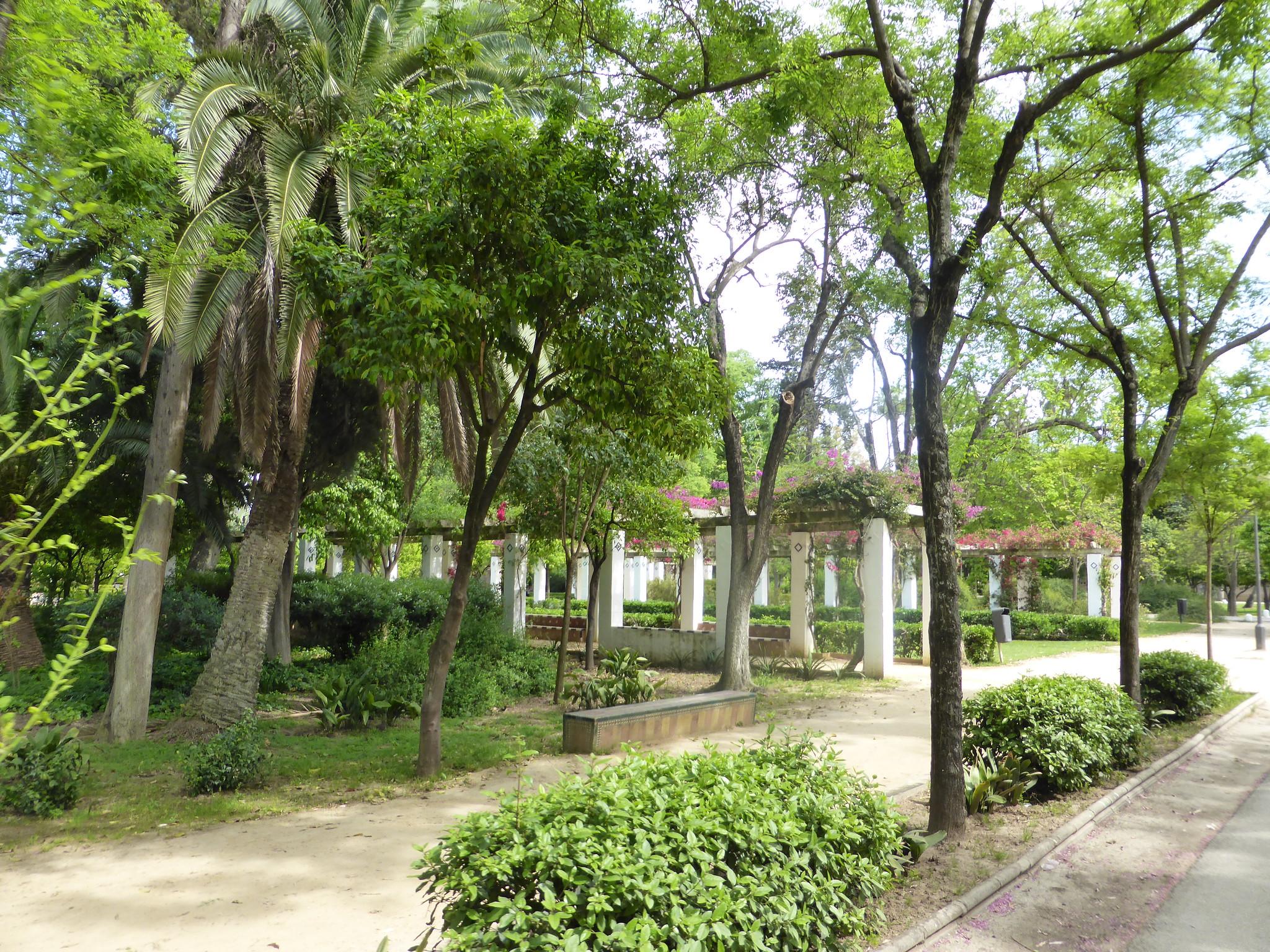 Parco di Maria Luisa