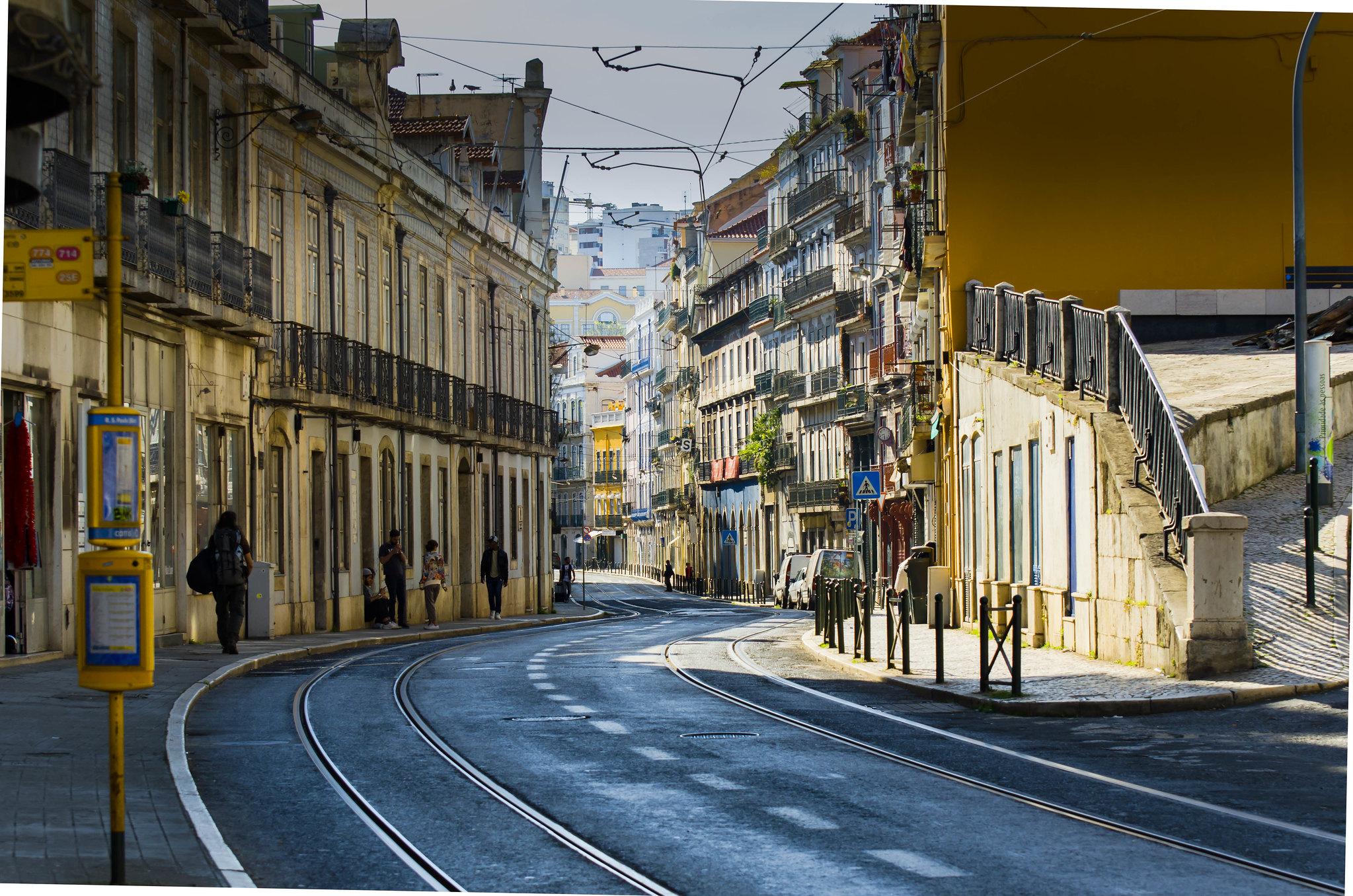 Quartiere Arroios di Lisbona