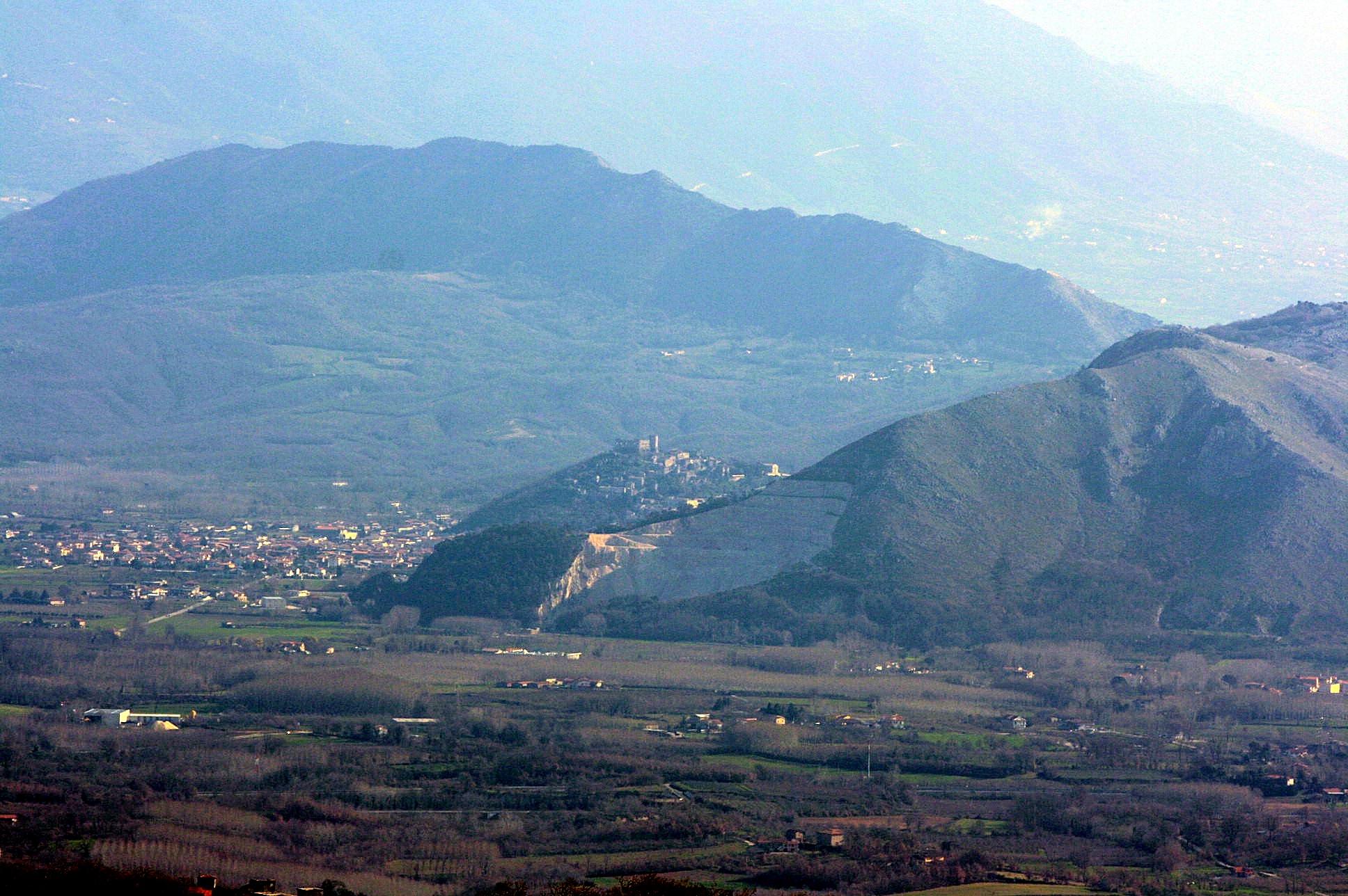 sagra della castagna 2019 a Roccamonfina