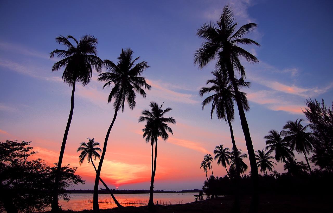 Sri Lanka mare inverno