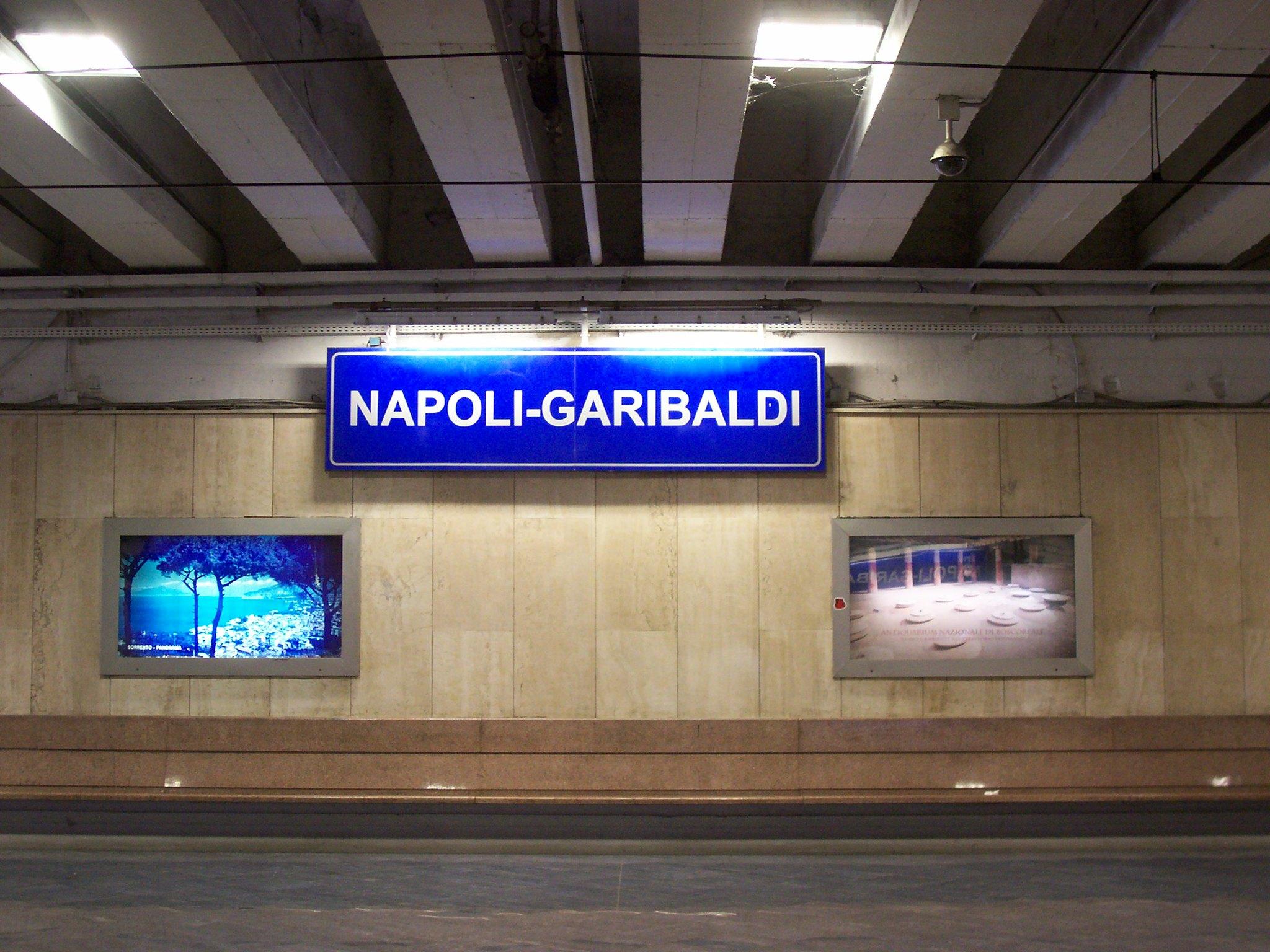 stazione garibaldi napoli
