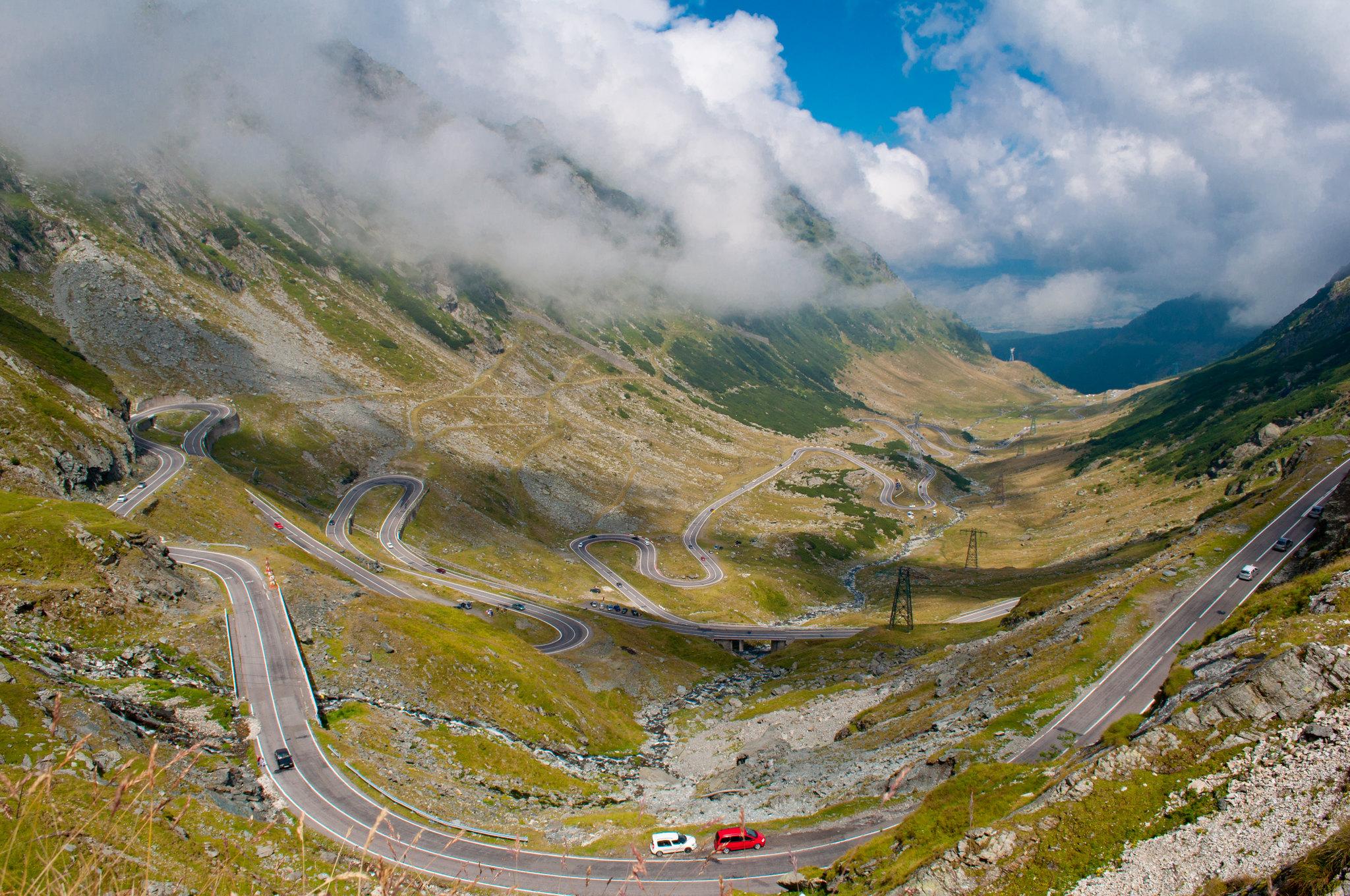 Strada più bella al mondo Romania