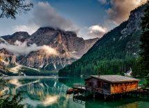 week end sul lago di braies