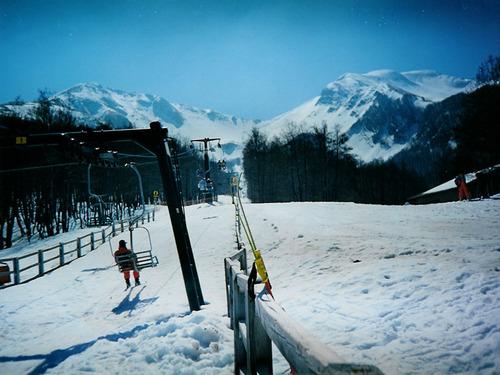 week end sulla neve in Basilicata monte sirino