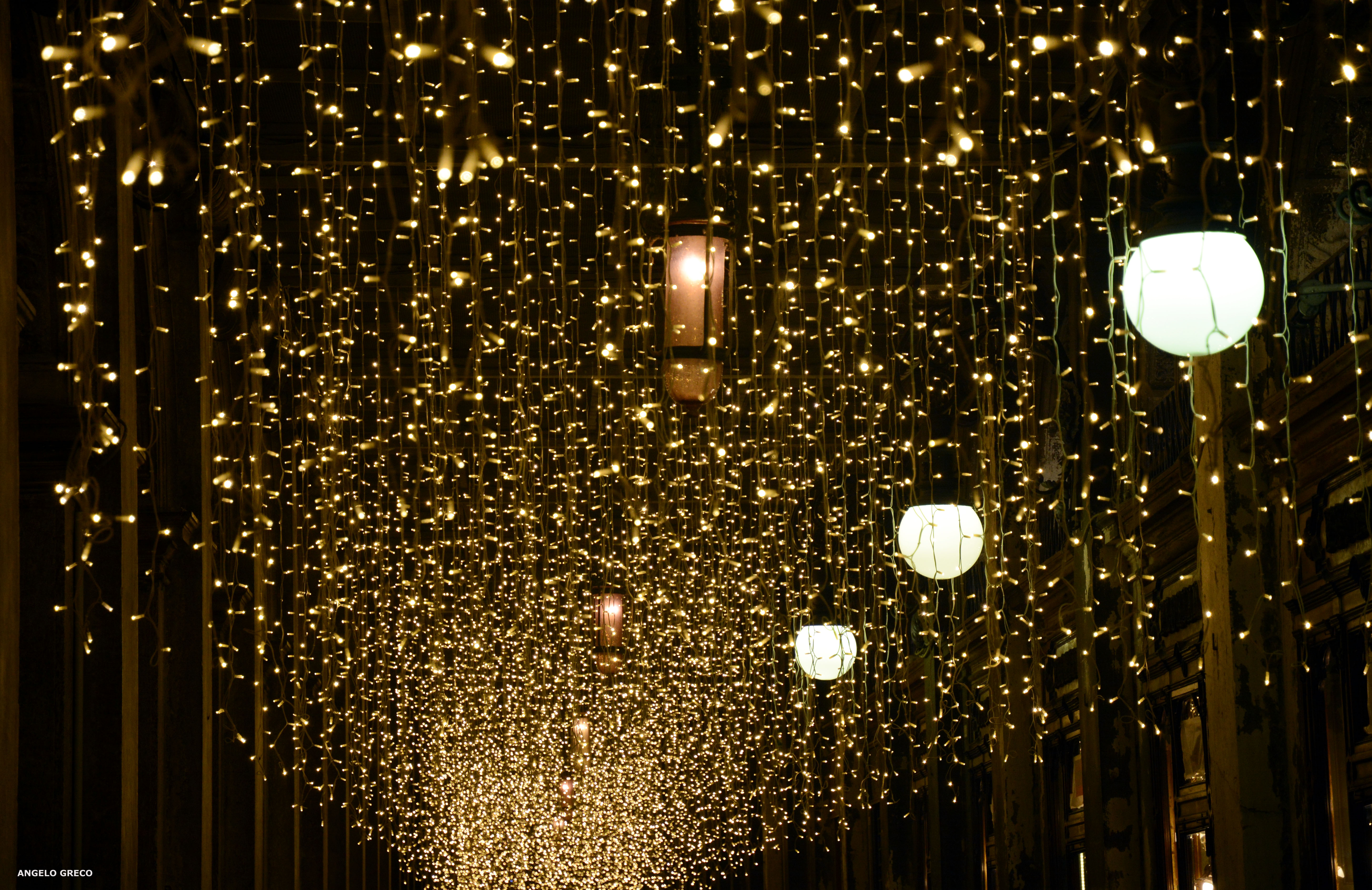 luci di natale più belle del mondo