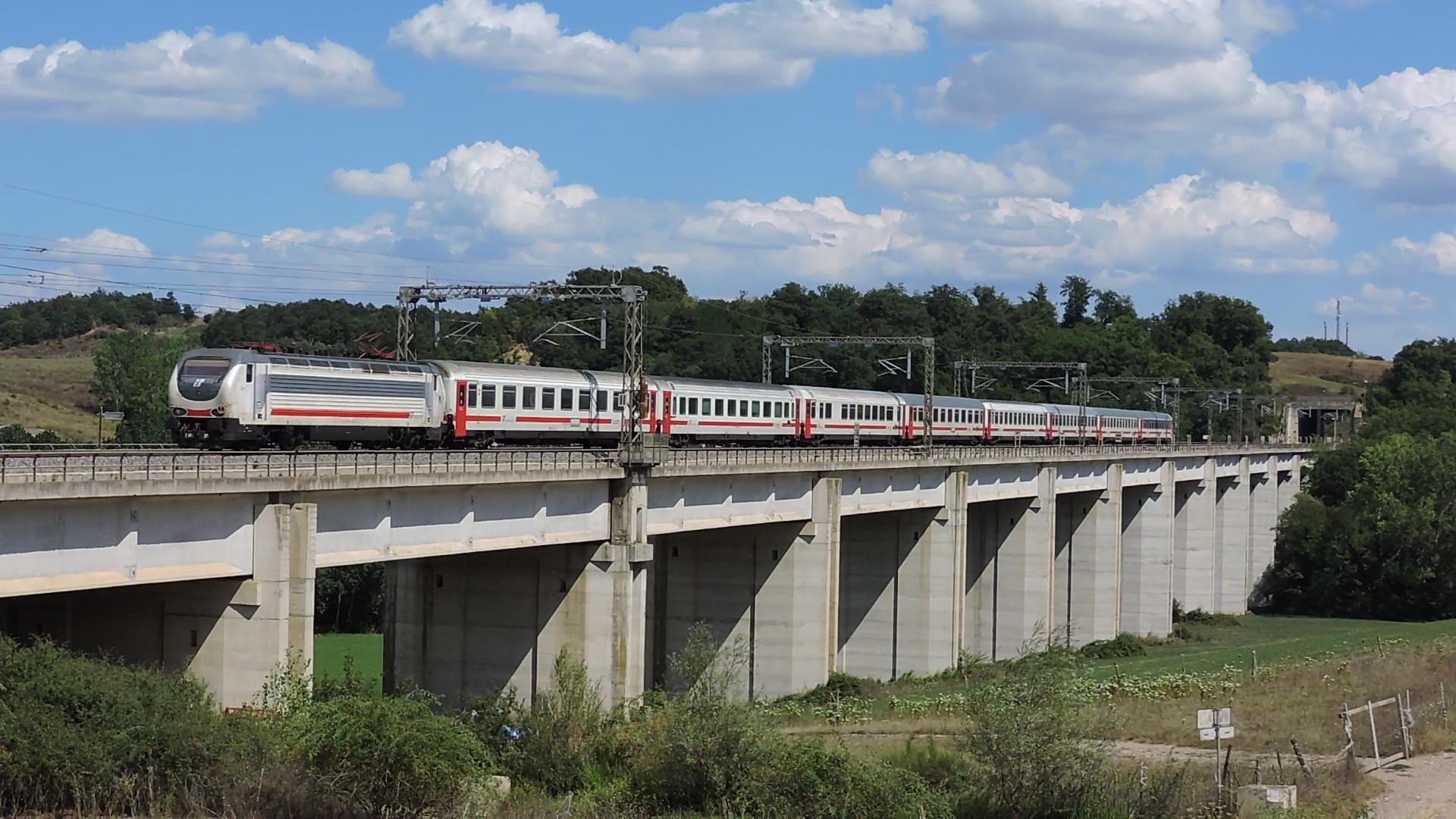 viaggi treno