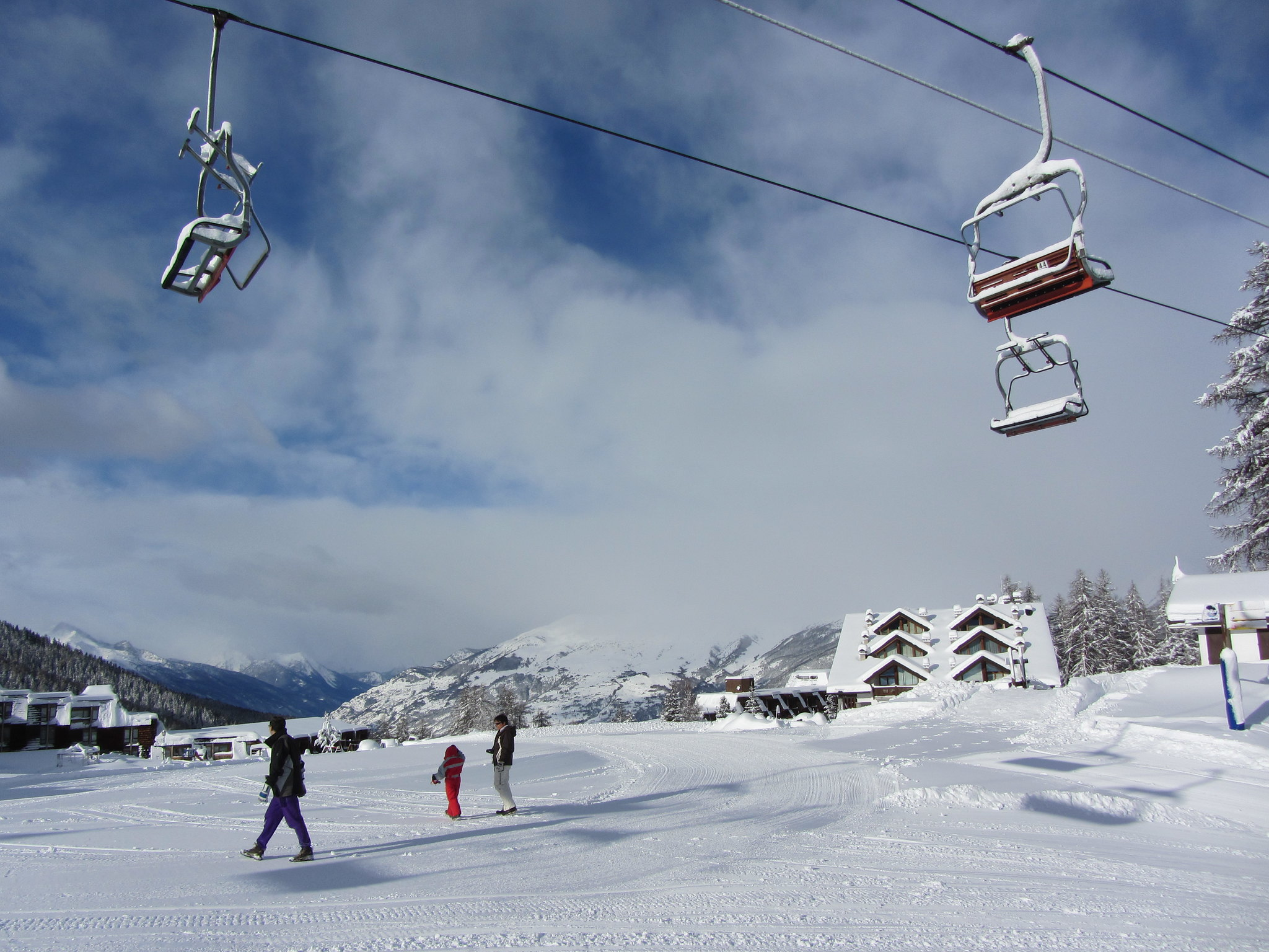 Piste da sci in Valle d'Aosta