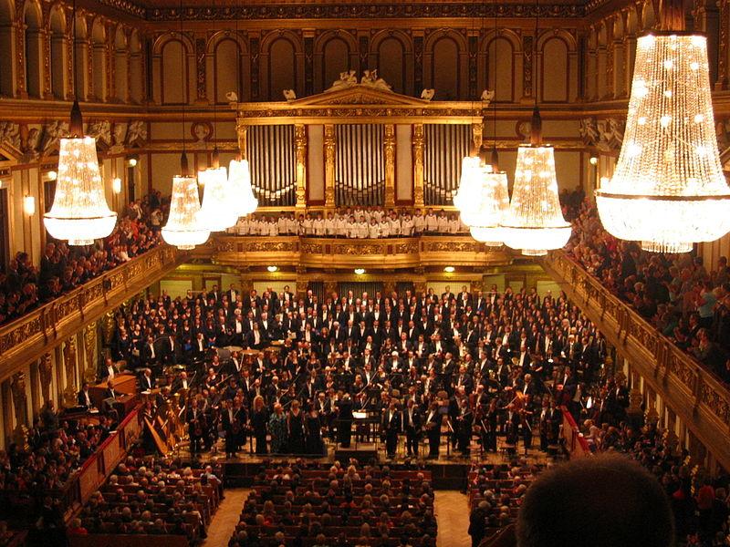 Concerto di Capodanno a Vienna