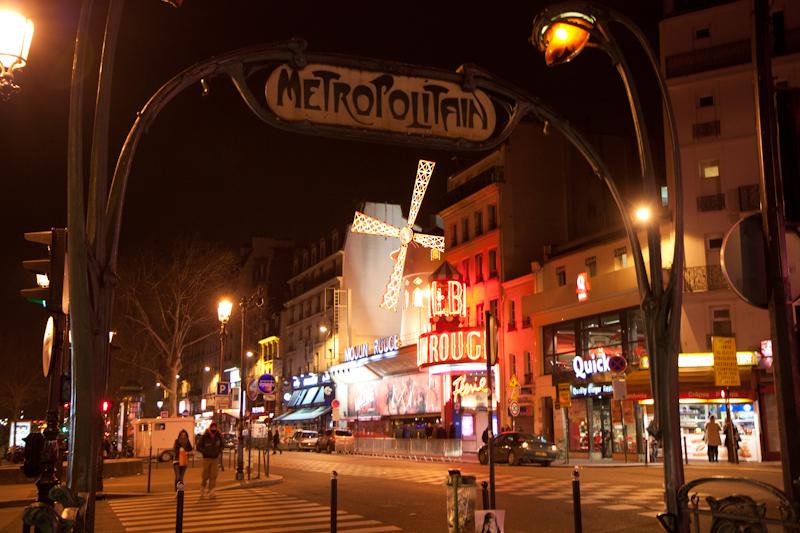 Parigi Mouline Rouge