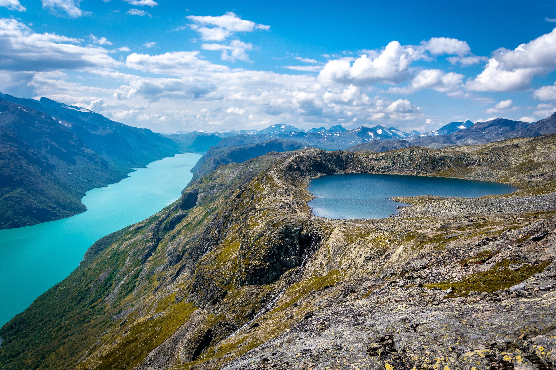 Jotunheimen, Norvegia