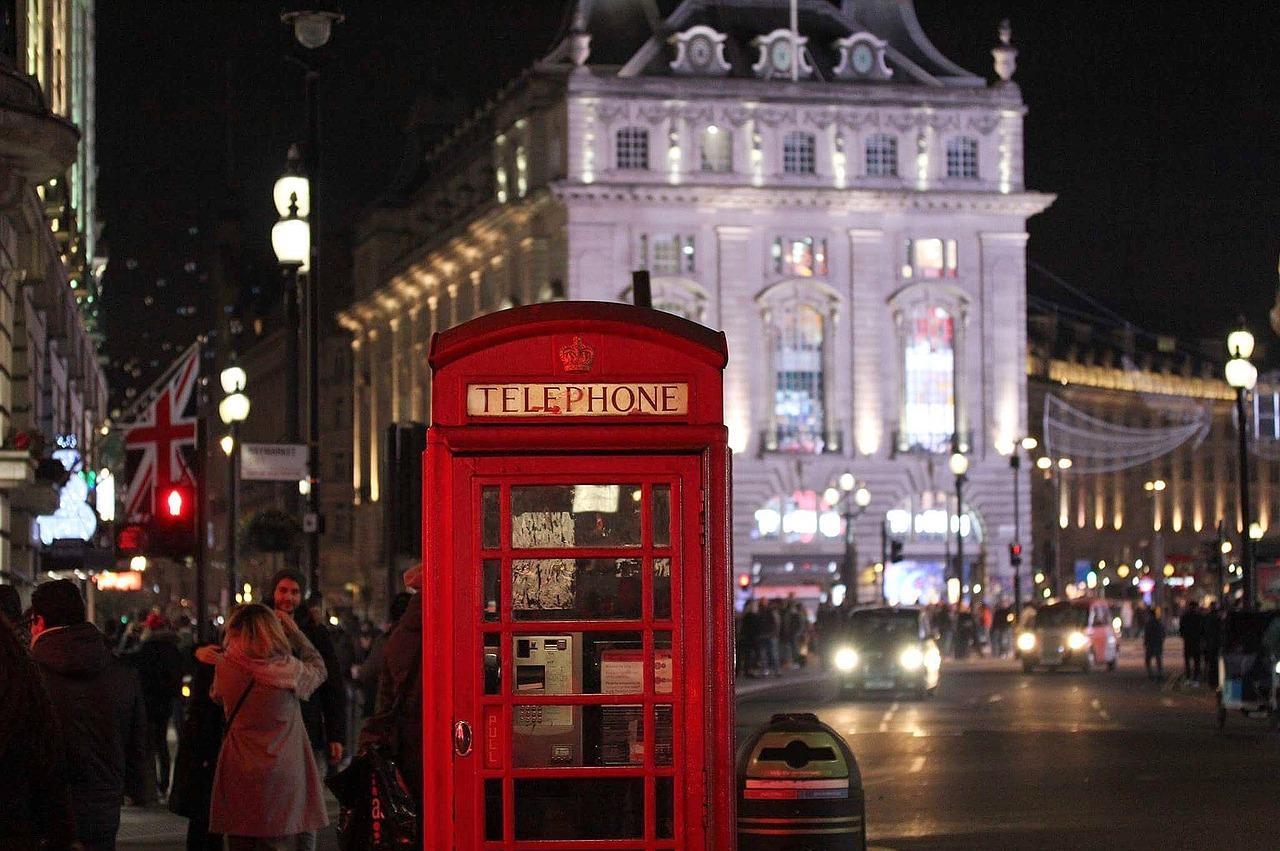 Accensione luci Natale Londra 2019