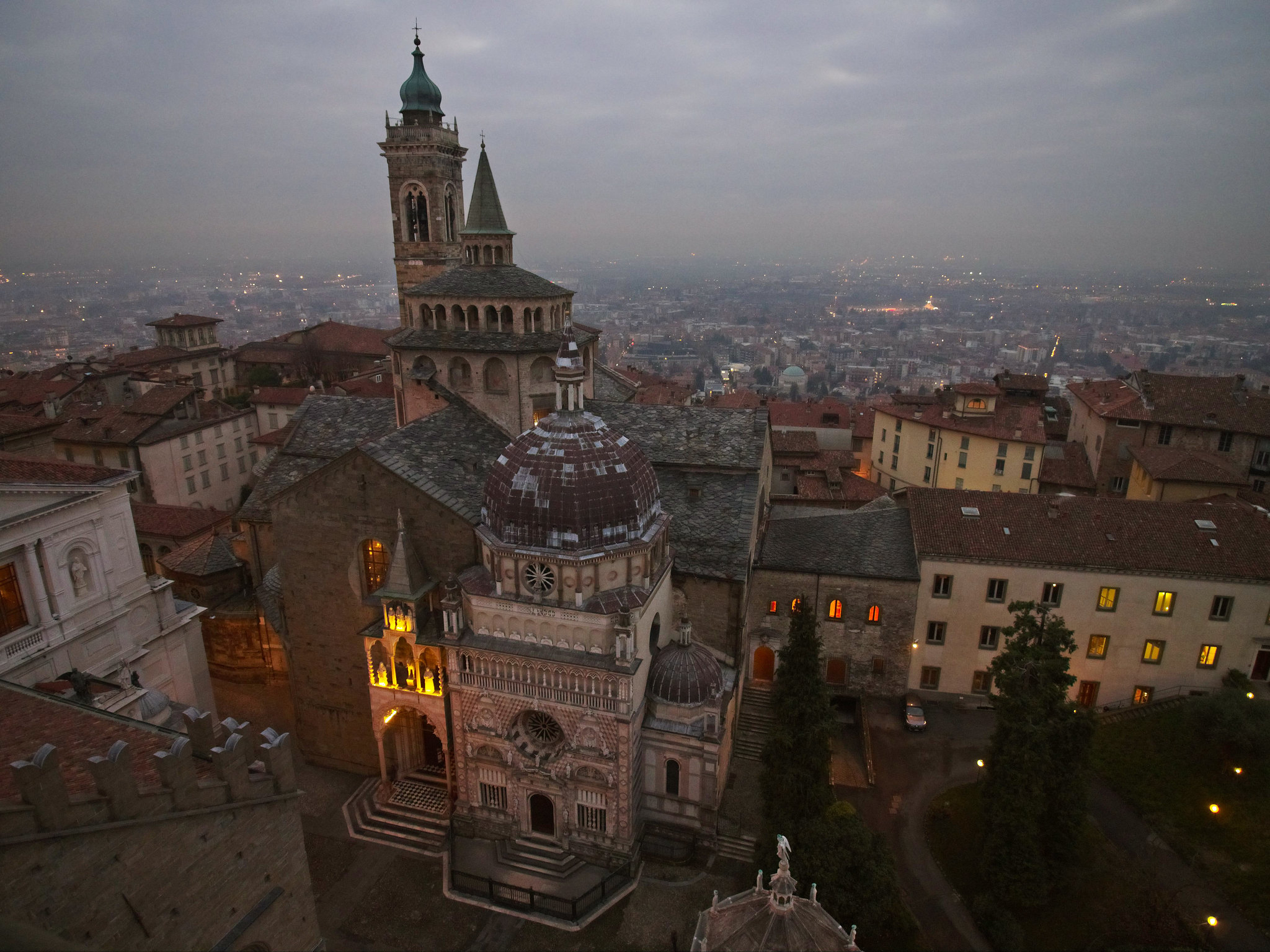 Bergamo Alta cosa vedere in un giorno