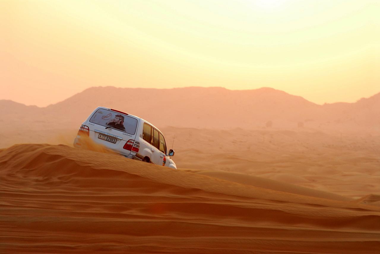 capodanno a dubai nel deserto