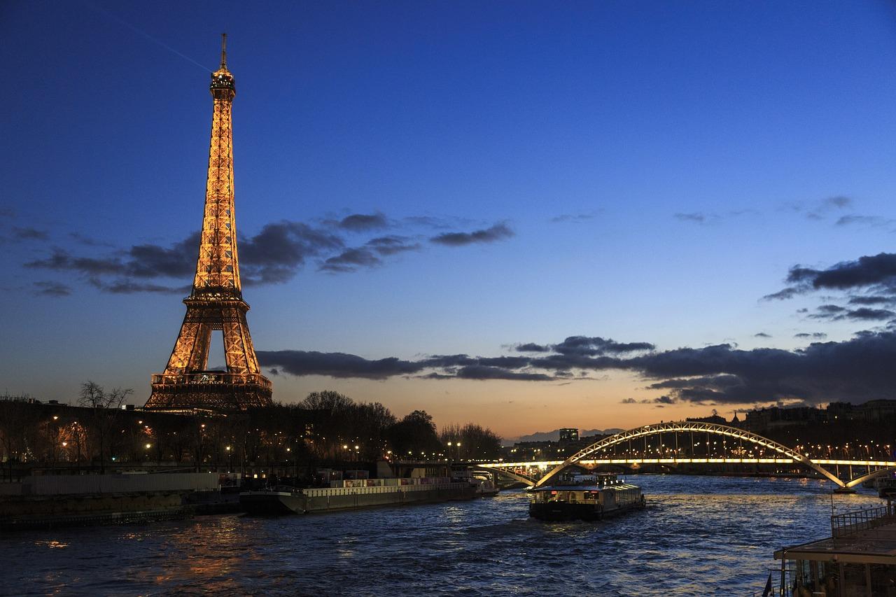 Cena di capodanno sulla Tour Eiffel