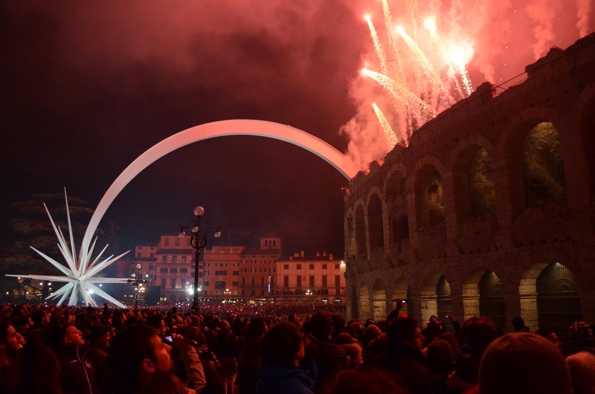 Cenone di Capodanno 2020 a Verona