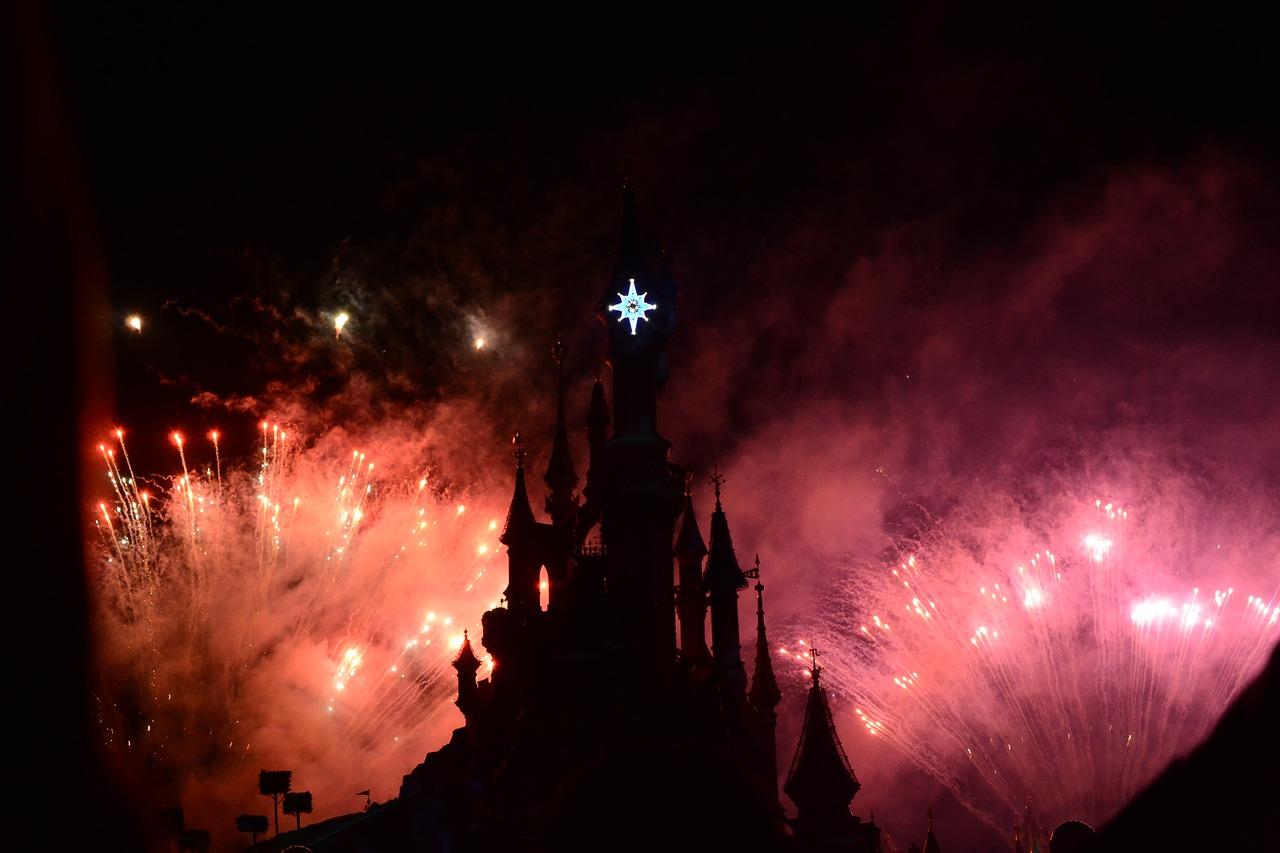 Cenone di Capodanno a Disneyland Paris