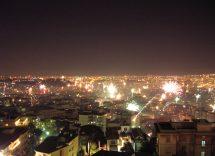 cenone di capodanno a Napoli con pernottamento .