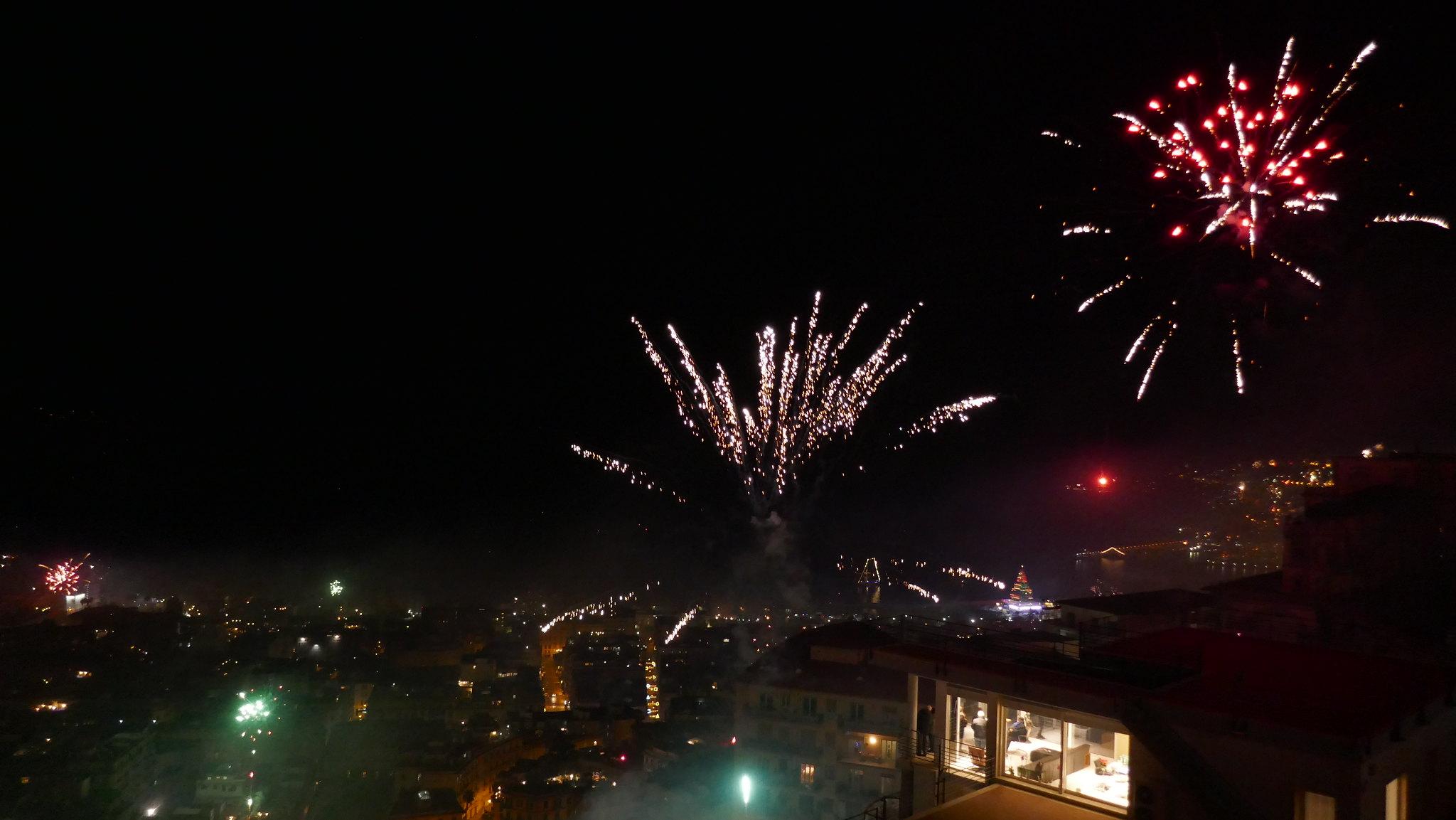 Cenone di Capodanno a Napoli con pernottamento