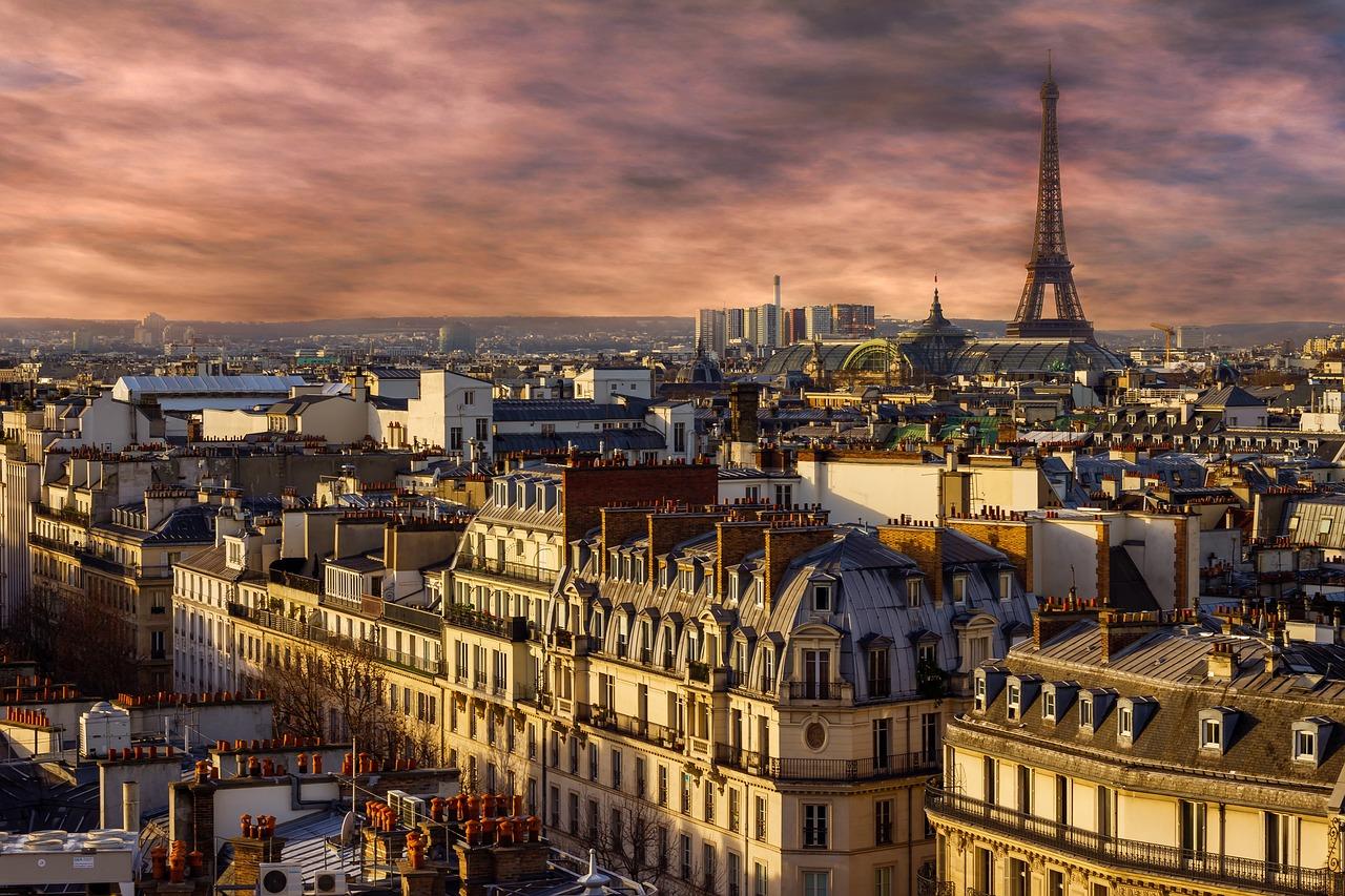 cenone di capodanno a parigi