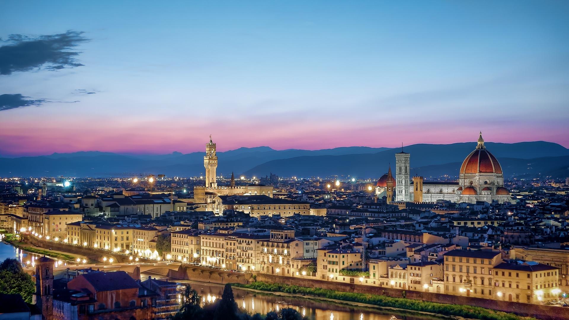 Cenone di Capodanno in Toscana con pernottamento