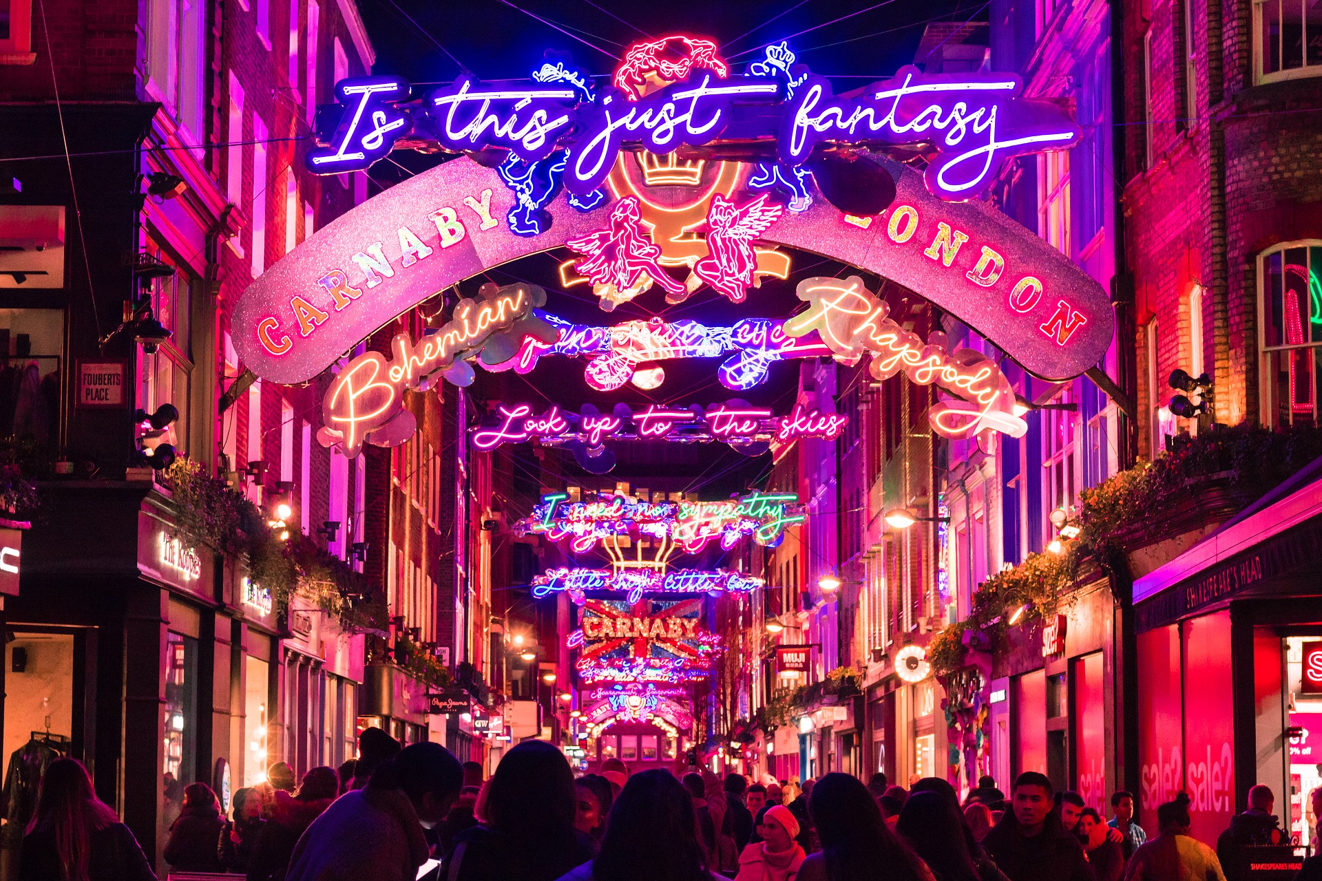 Natale Londra