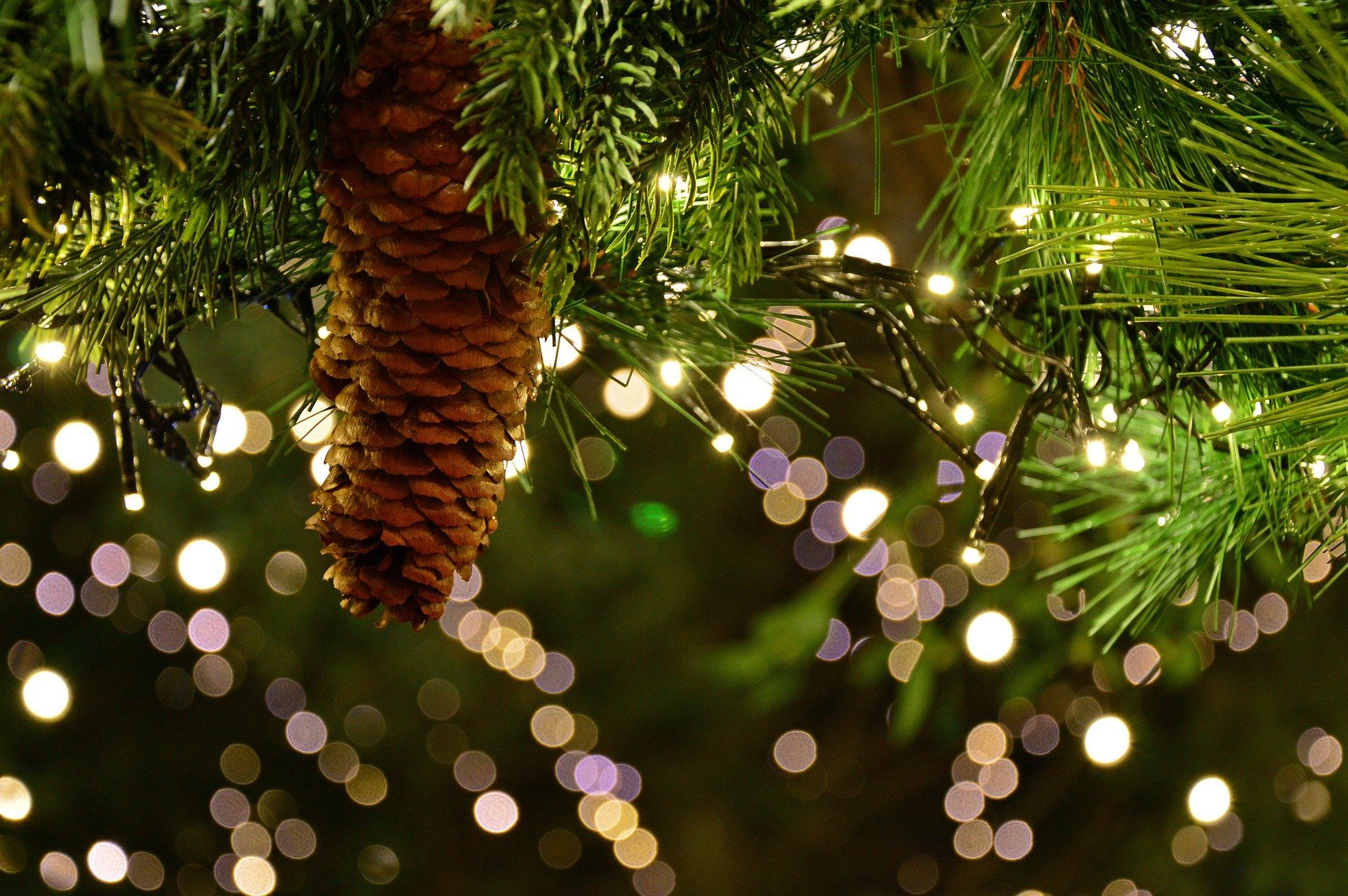 Ghirlanda di Natale - Mercatini di Natale a Strasburgo