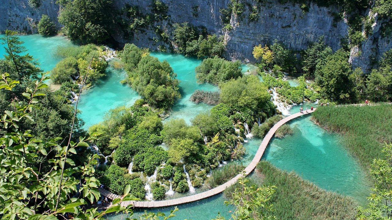 Come arrivare ai laghi di Plitvice da Trieste