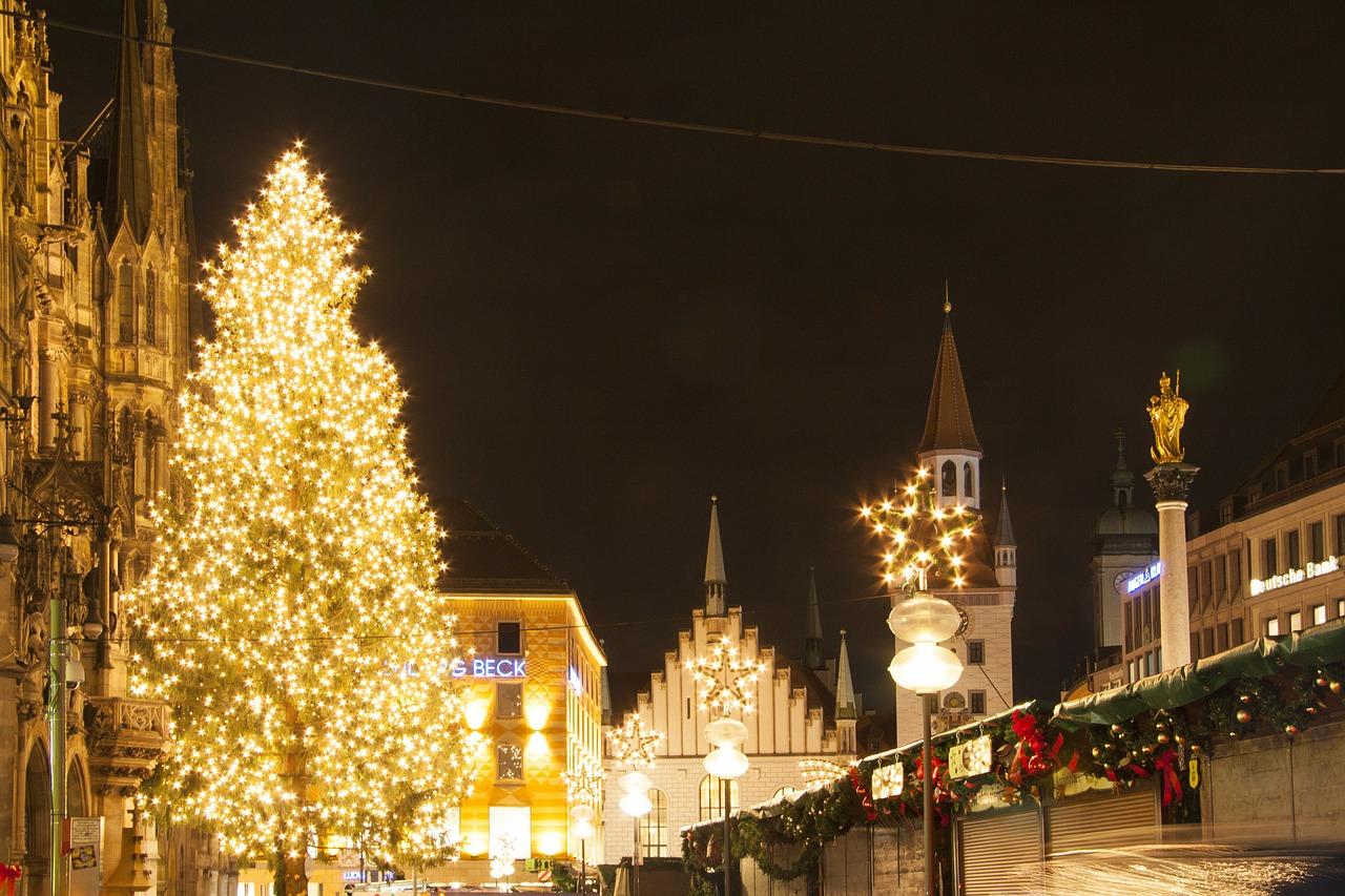 Cosa fare a capodanno a Monaco di Baviera