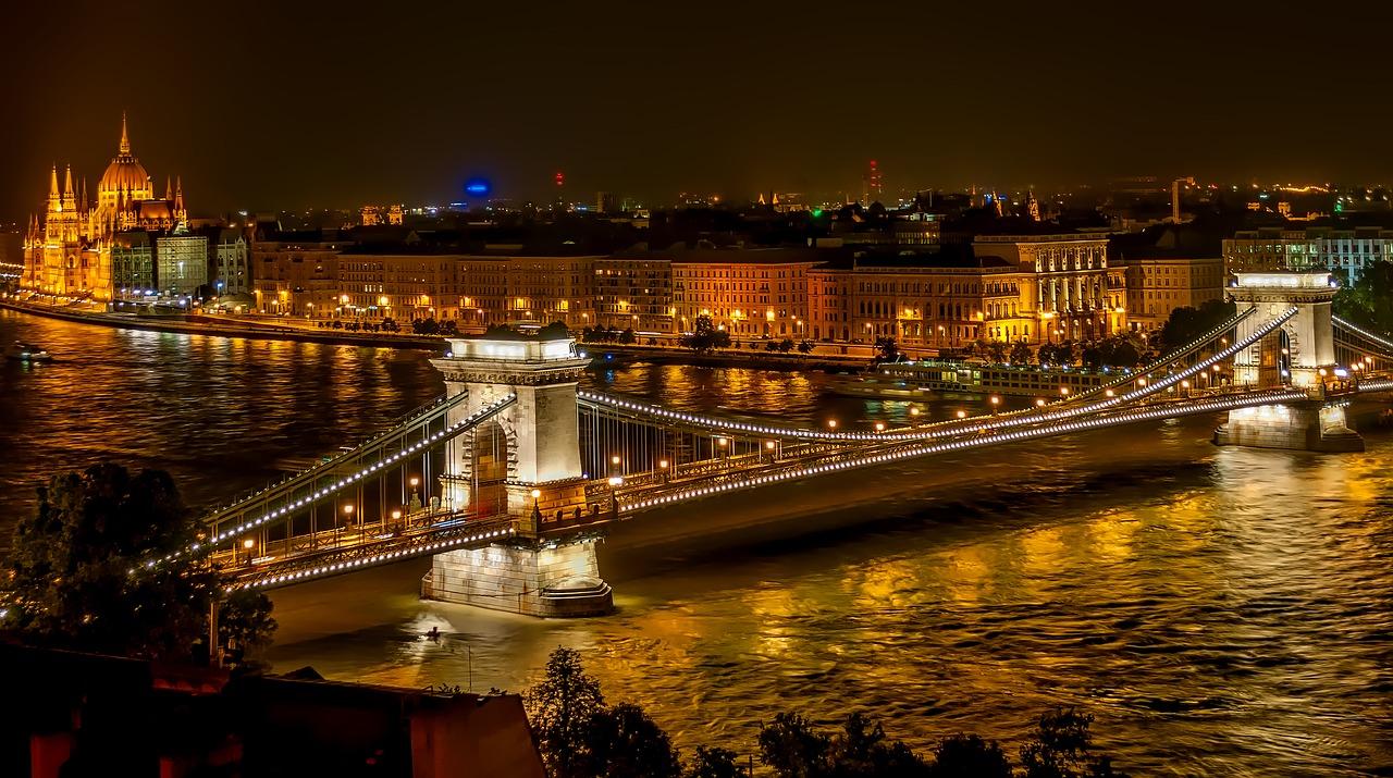 Cosa fare il primo dell'anno a Budapest